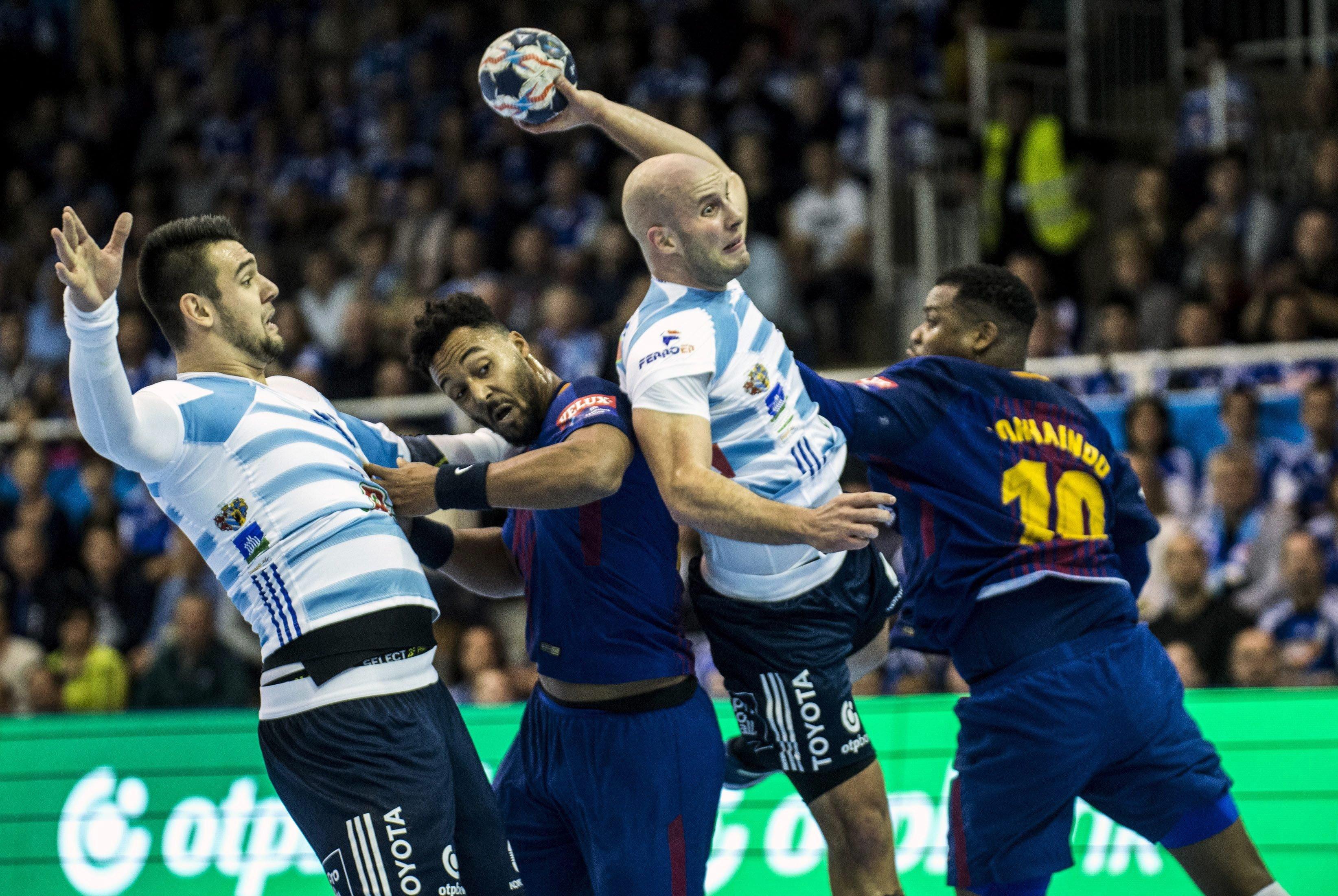 A Szeged legyőzte a Barcelonát a férfi kézilabda-BL-ben
