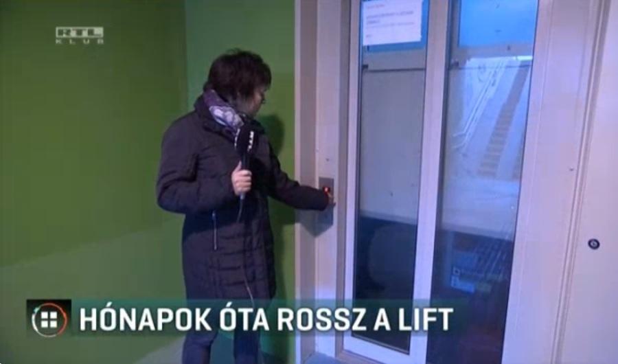 Hónapok óta rosszak a vasútállomások liftjei a Velencei-tónál