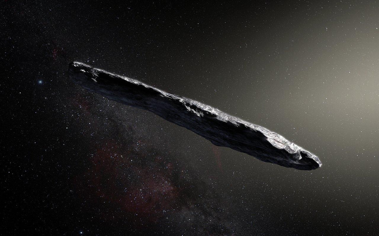 Nincs jele annak, hogy az Oumuamua több lenne űrbéli anyagnál