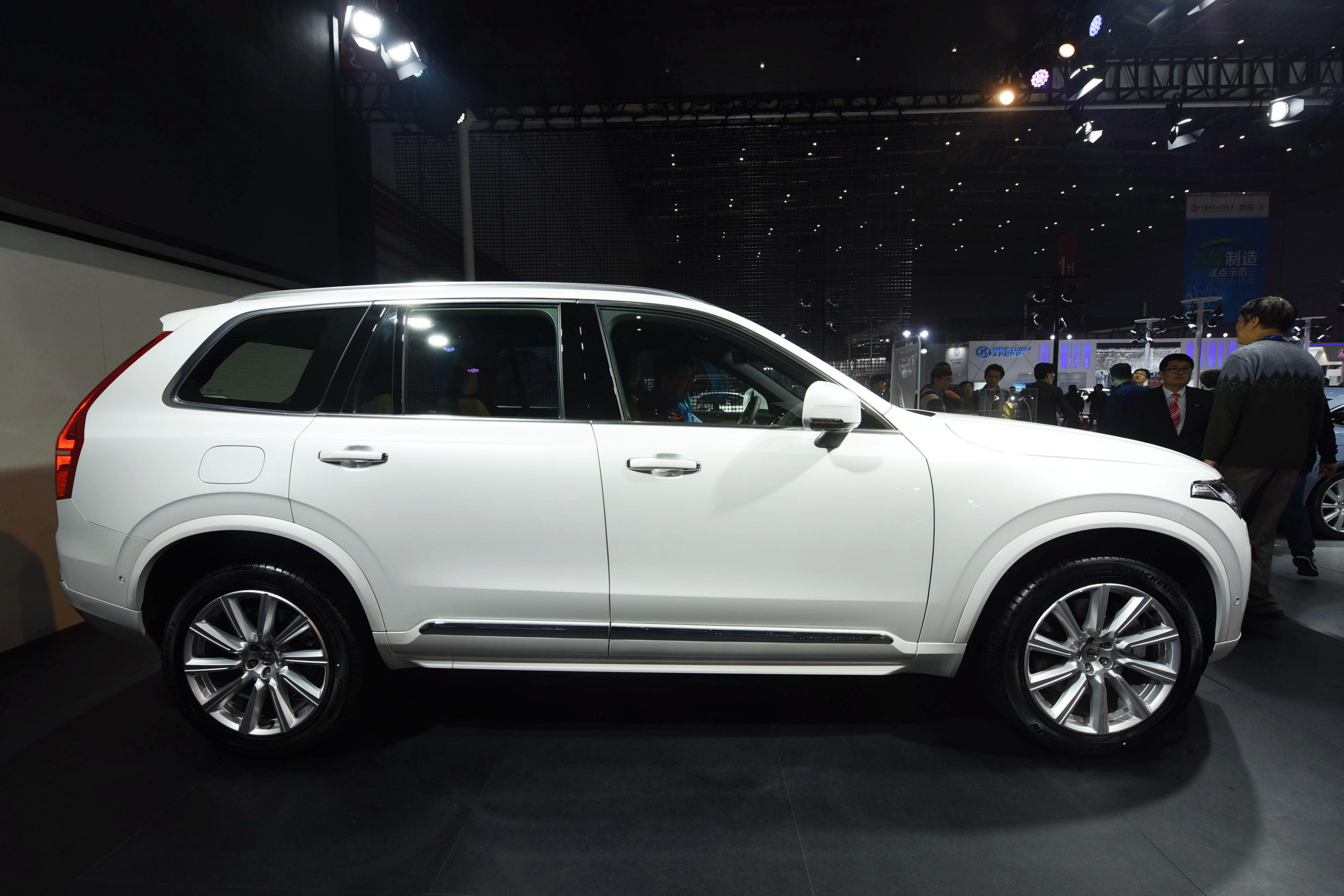 Az Uber 24 ezer önvezető autót vásárol a Volvótól
