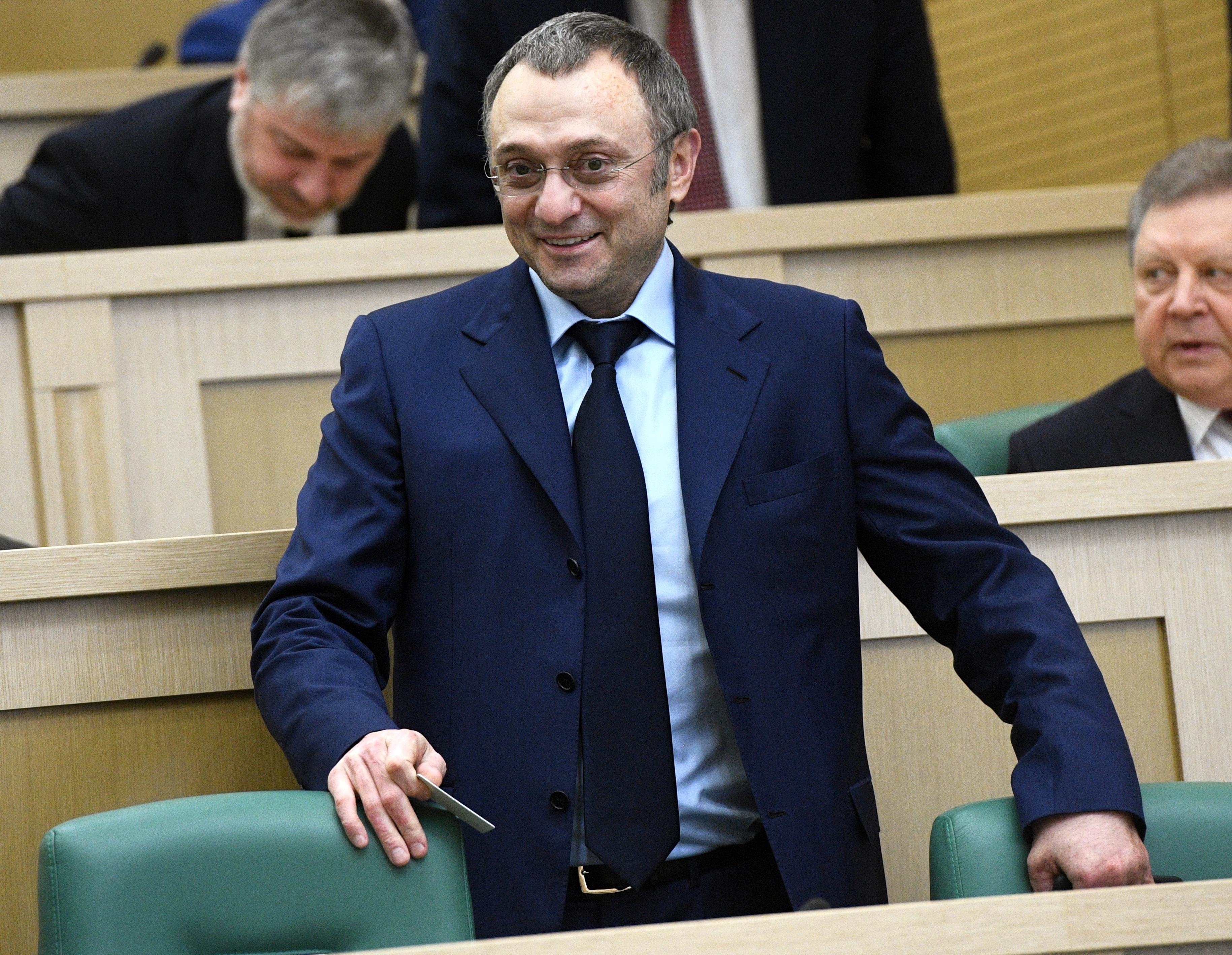 Nizzában őrizetbe vették Szulejman Kerimov oligarcha-szenátort