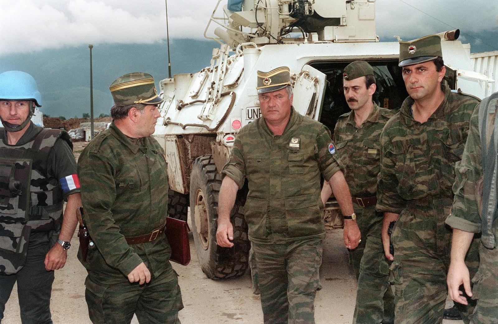Életfogytiglant kapott Ratko Mladic, Európa modern történetének legvéreskezűbb tömeggyilkosa