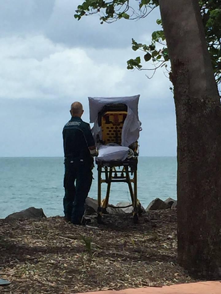 A halálos betegnek az utolsó kívánsága az volt, hogy még egyszer láthassa a tengert – a mentősök megoldották