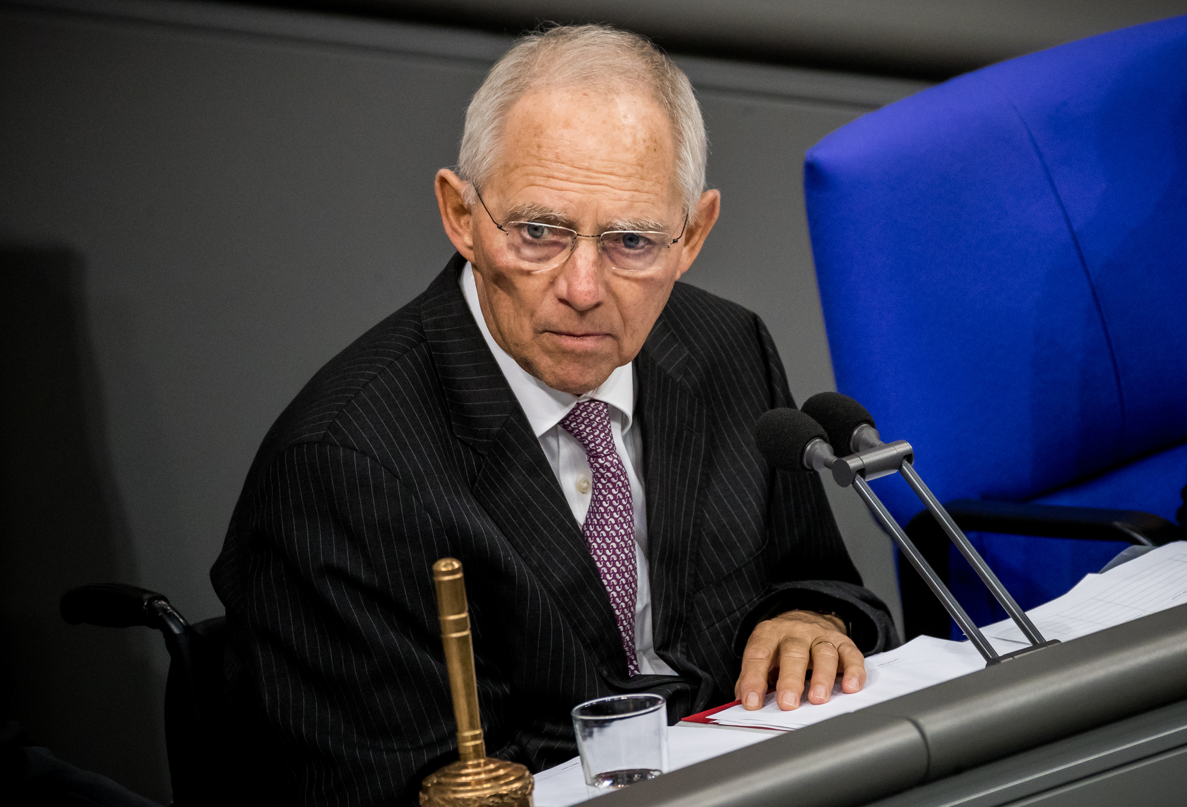 Letiltotta a twitterezésről a német képviselőket a Bundestag új elnöke