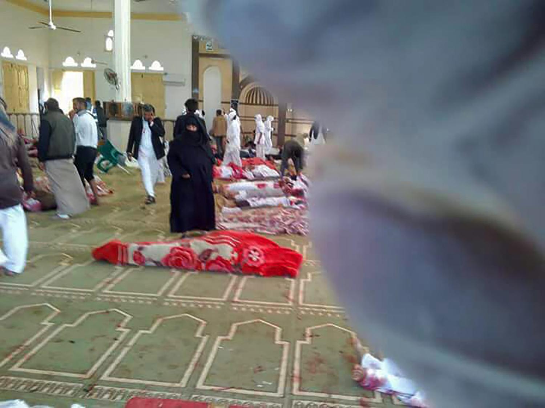 Ez volt az eddigi leggyilkosabb terrortámadás a Sínai-félszigeten