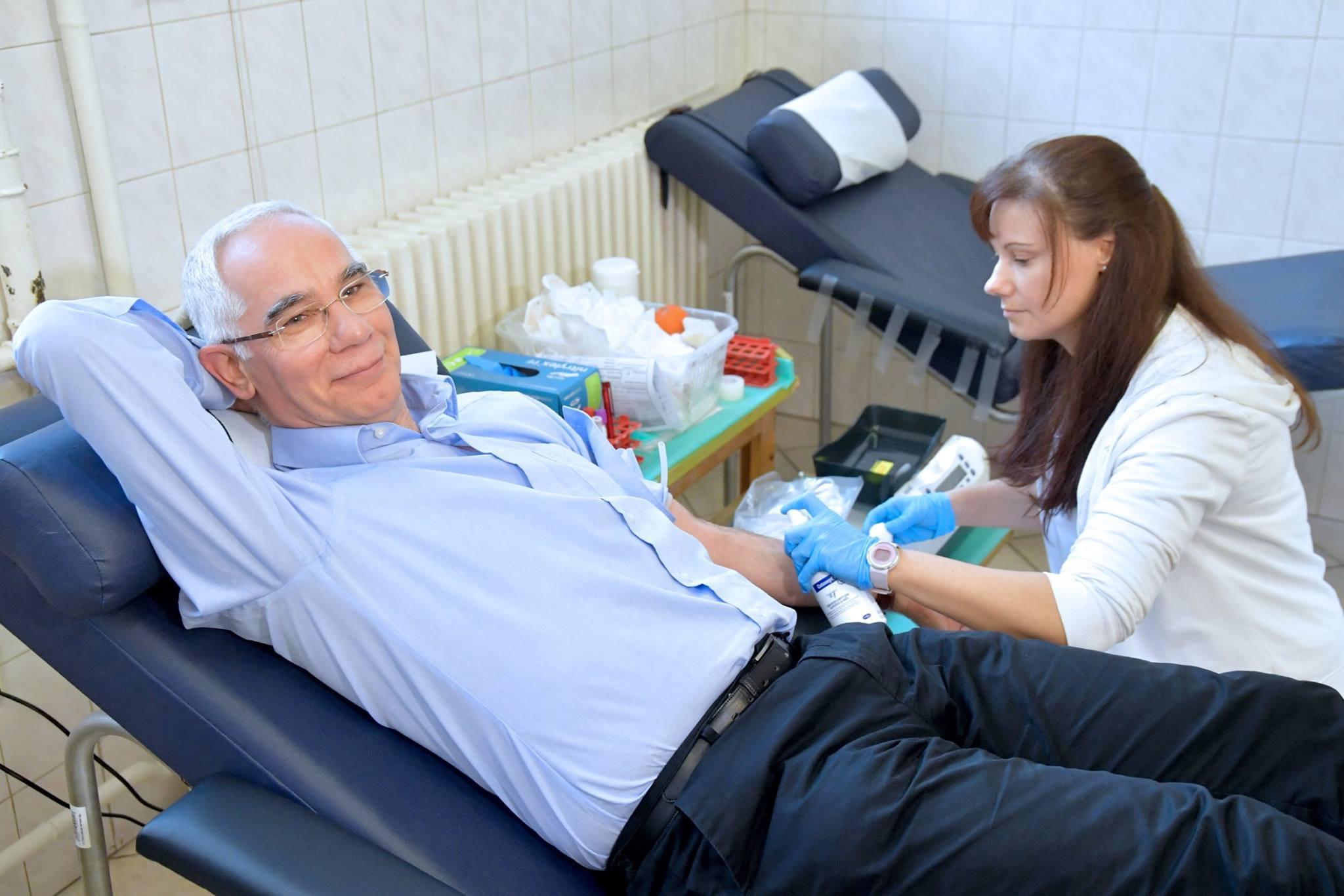 A hosszú hétvége miatt külön véradásra hív az OVSZ és a Magyar Vöröskereszt