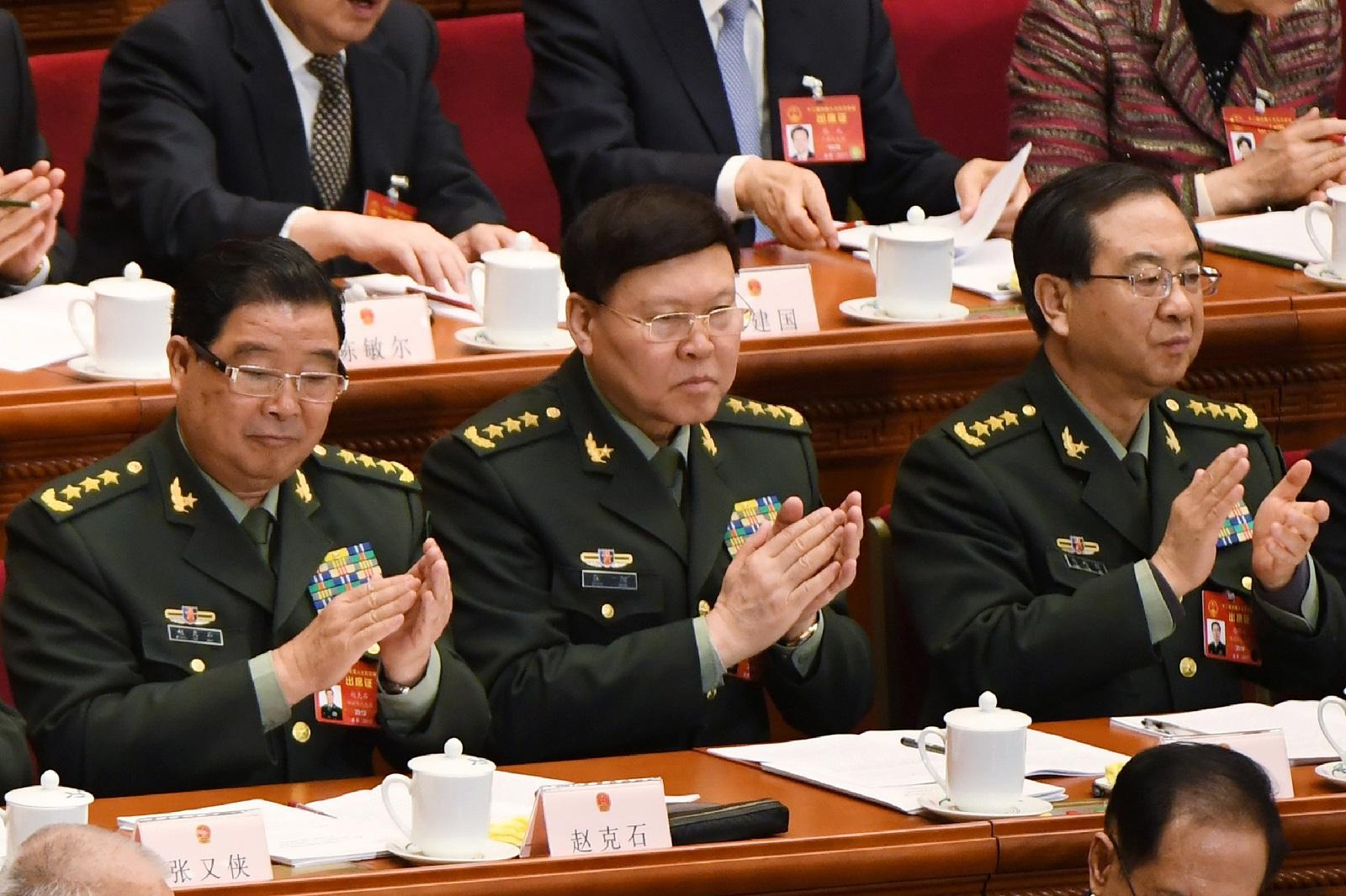 Kínában annyi korrupt politikust csuktak le, hogy már nincs elég cella a pekingi elitbörtönben