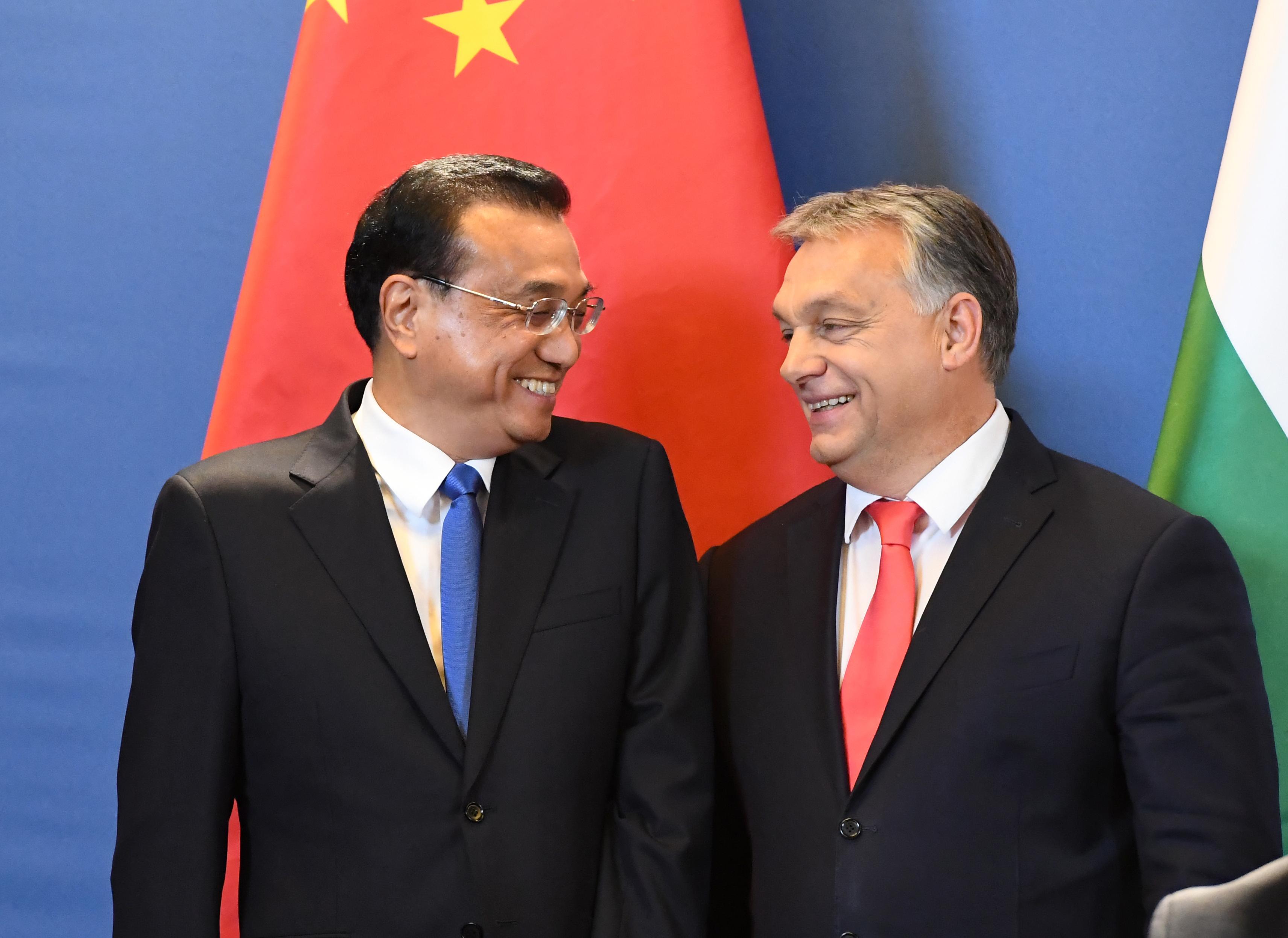 Így szeretett bele Orbán Viktor Kínába