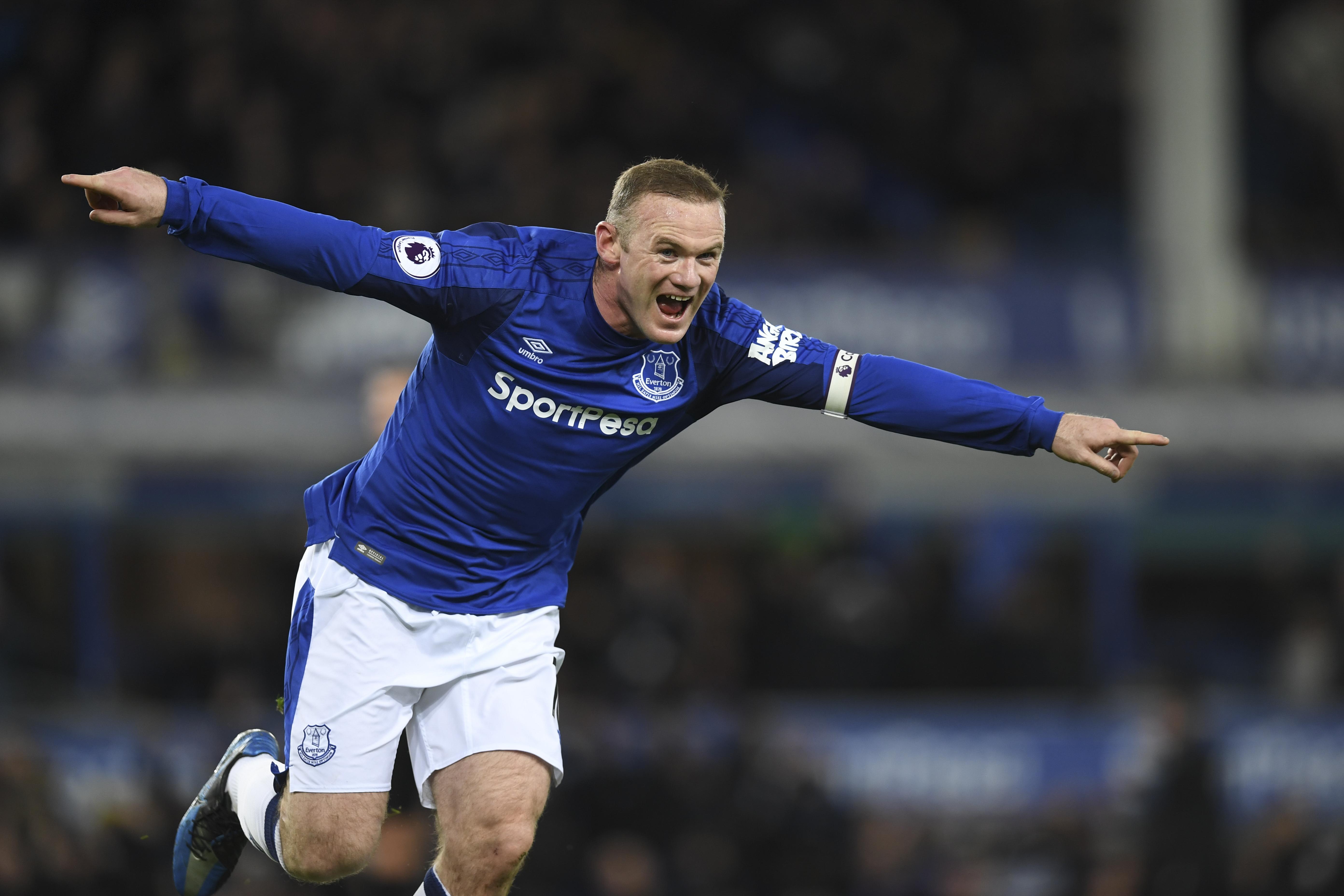 Rooney: Ez talán a legnagyobb gól, amit valaha lőttem