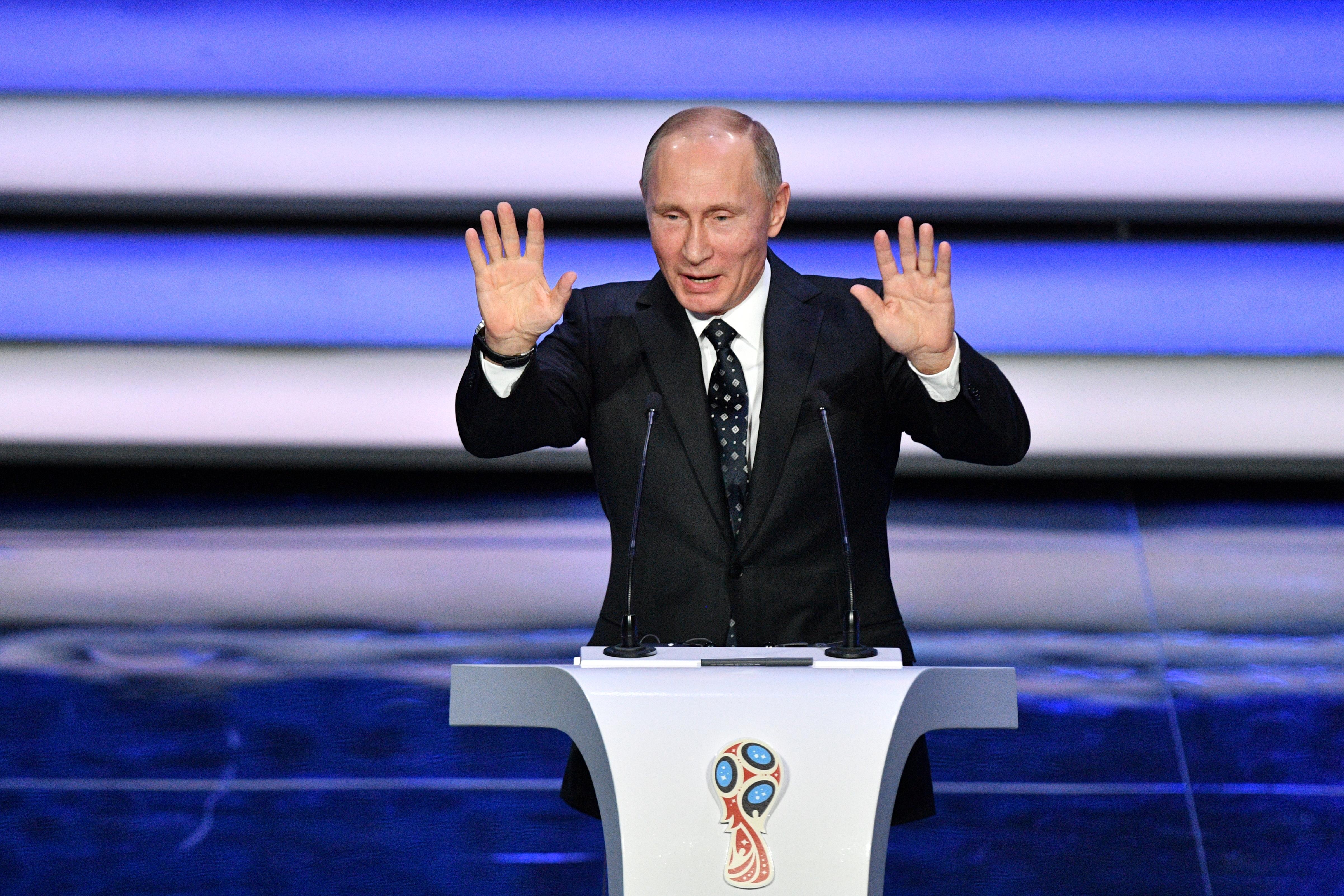 Vicccsoportba került a házigazda Oroszország a világbajnokságon