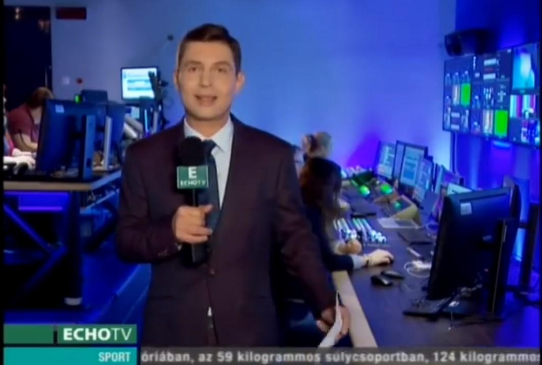 Itt a teljes médiarendszerváltás: a Nap TV volt székházában újult meg az Echo TV