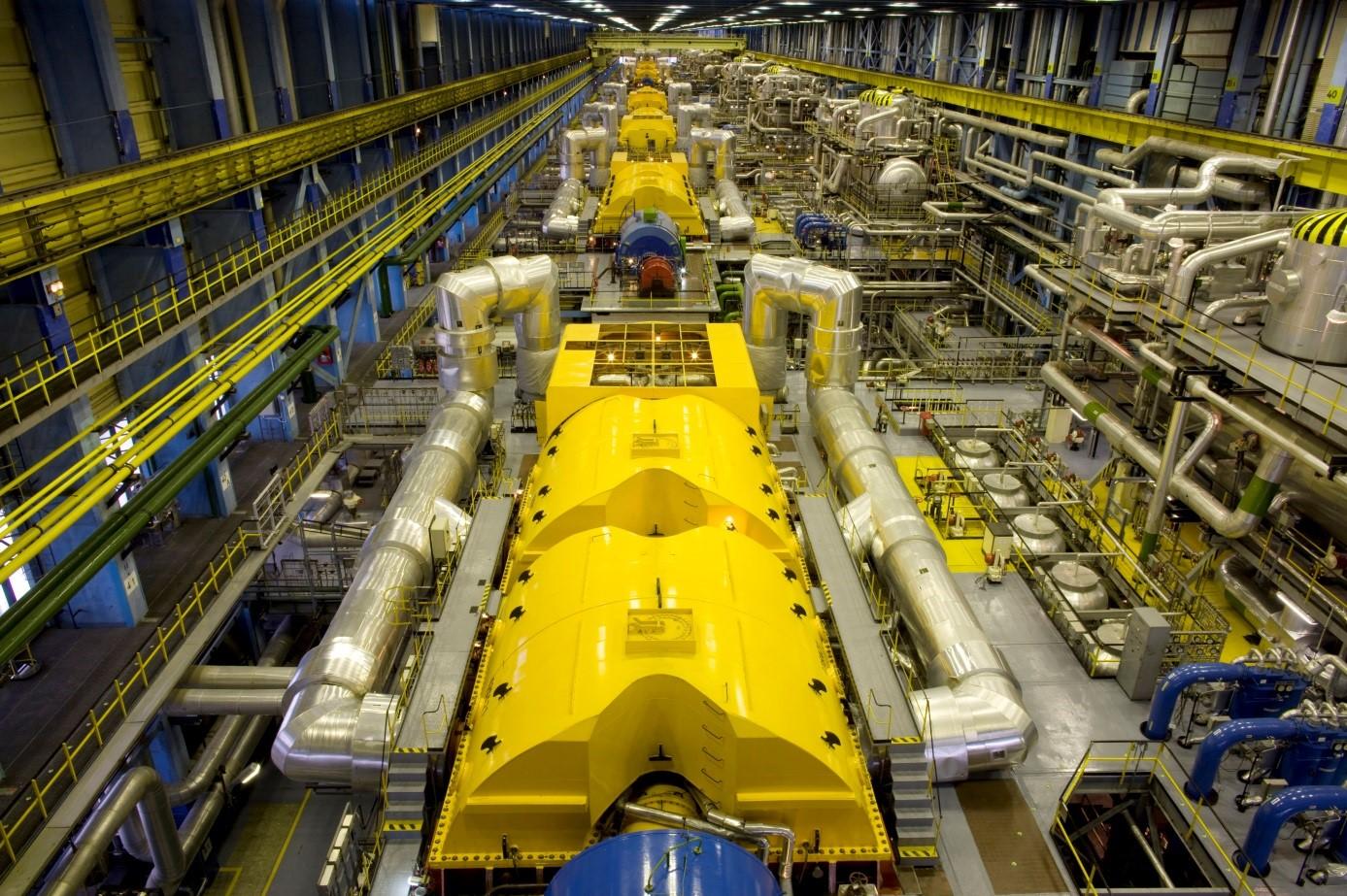 Műszaki hiba miatt ki kellett kapcsolni a paksi atomerőmű egyik blokkját