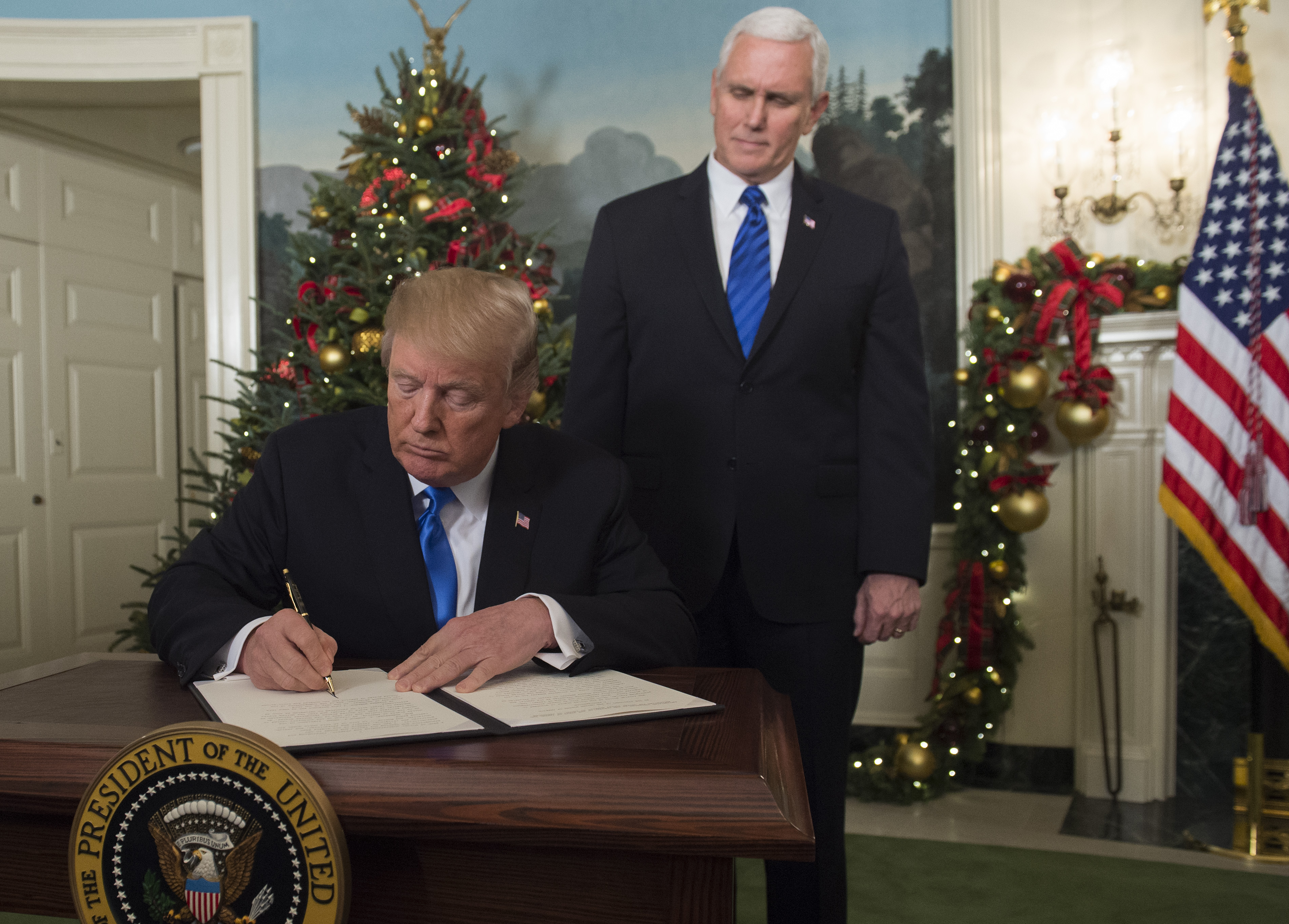 Trump jeruzsálemi döntése az amerikai keresztény jobboldal diadala