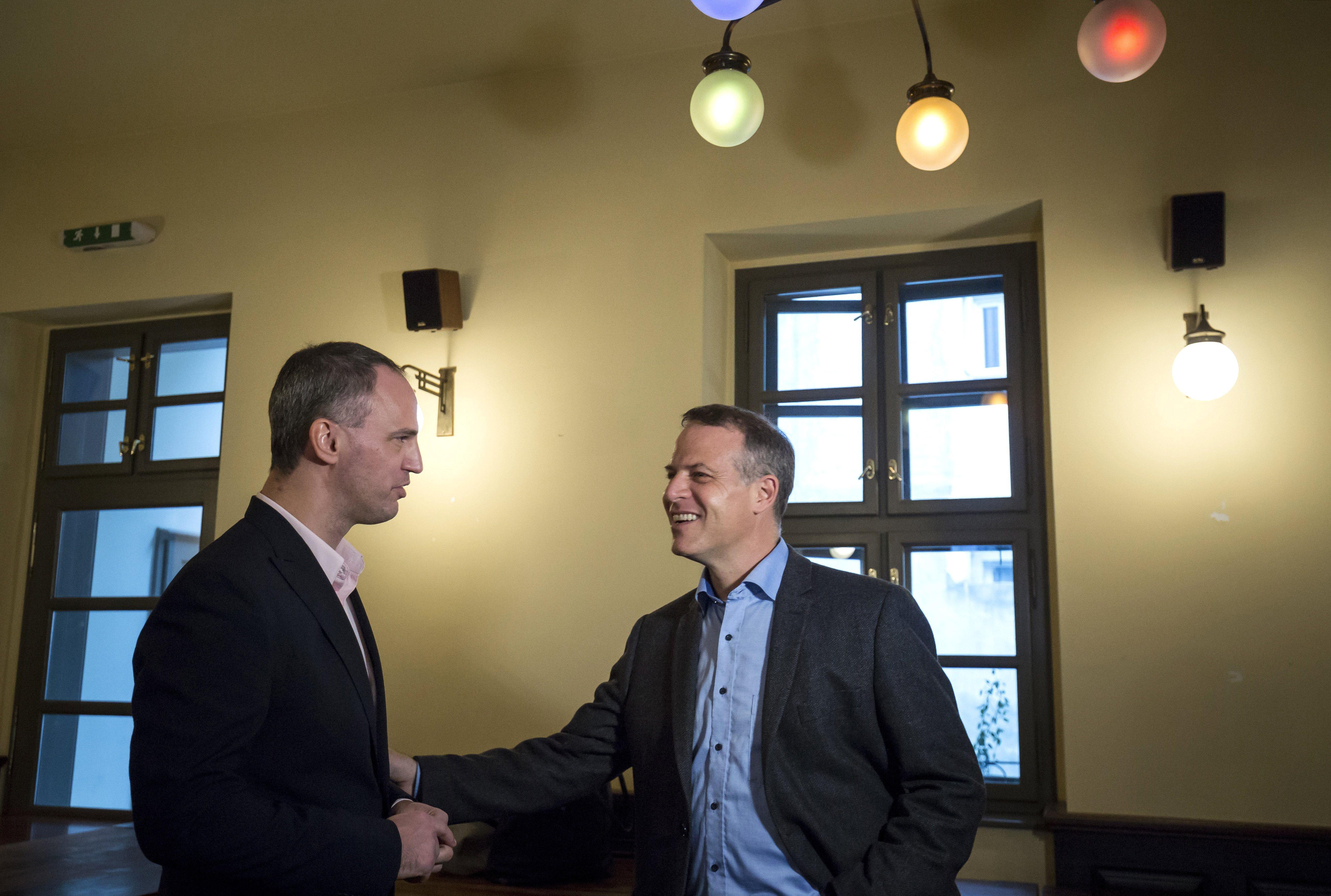 A Fidesz nyerte a solymári választást, és ez Szigetvári Viktor szerint azt bizonyítja, hogy a Fidesz legyőzhető