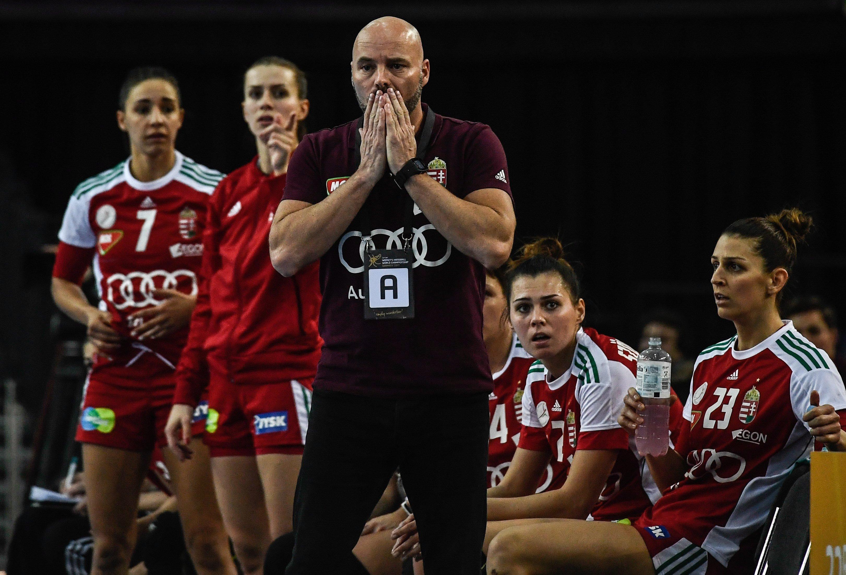 A focihoz hasonló közpénztemető a magyar kézilabda is