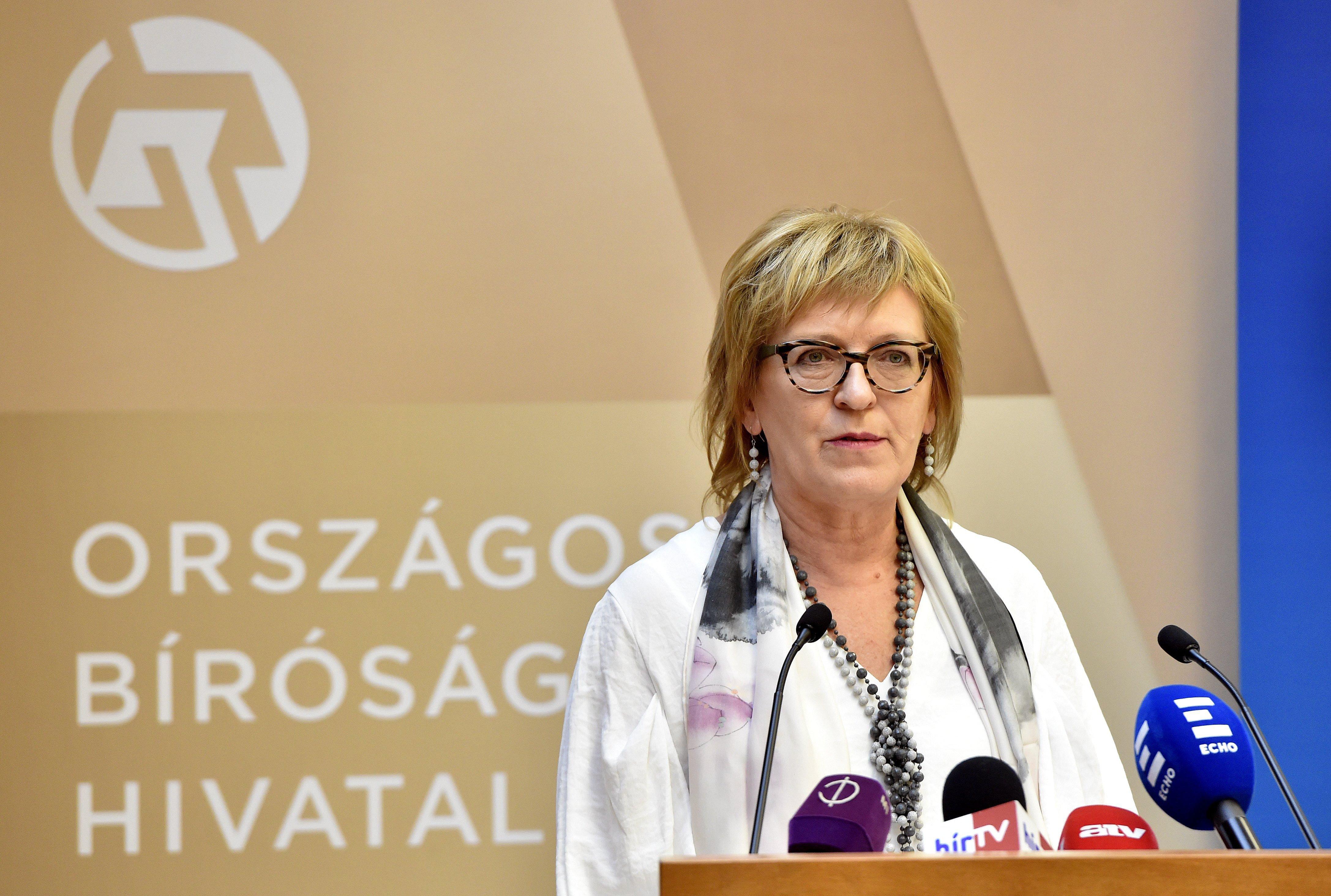 Hazaárulónak nevezte a kormány terve ellen felszólaló bírókat Handó Tünde
