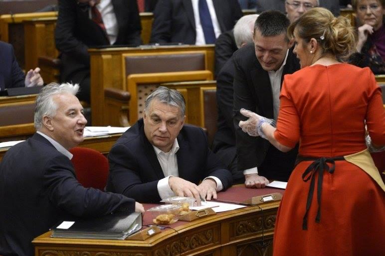 Csak 44 ezer forintot sikerült összeszedni a képviselőknek rendezett jótékonysági gyűjtésen a parlamentben