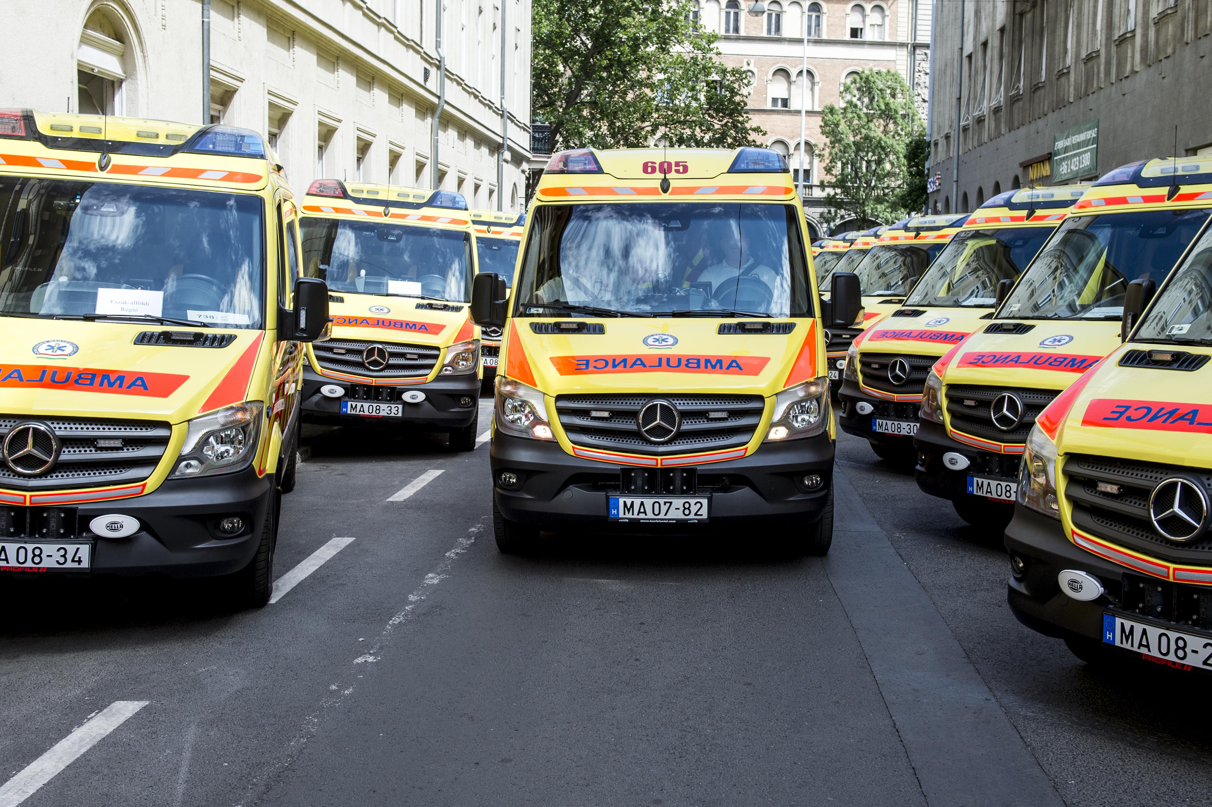 RTL Klub: meghalt a fiú, akihez fél óra alatt ért ki a mentő