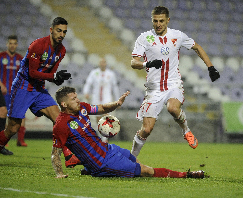 A Debrecen túlzónak érzi, hogy Jovanovic négymeccses eltiltást kapott egy pofonért