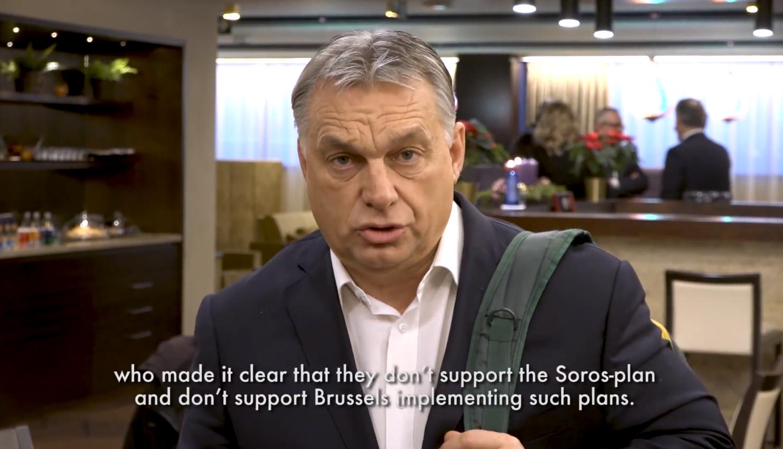 Orbán Viktor batyujába hamuban sült pogácsa, viszi kétmillió háromszázezer magyar ember véleményit a messzi Brösszelbe