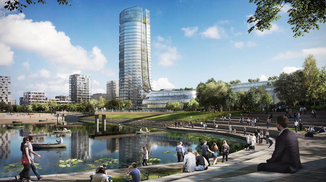 A kormány mégis megengedi a Mol-nak, hogy felépítse a felhőkarcolóját a Kopaszi-gáton