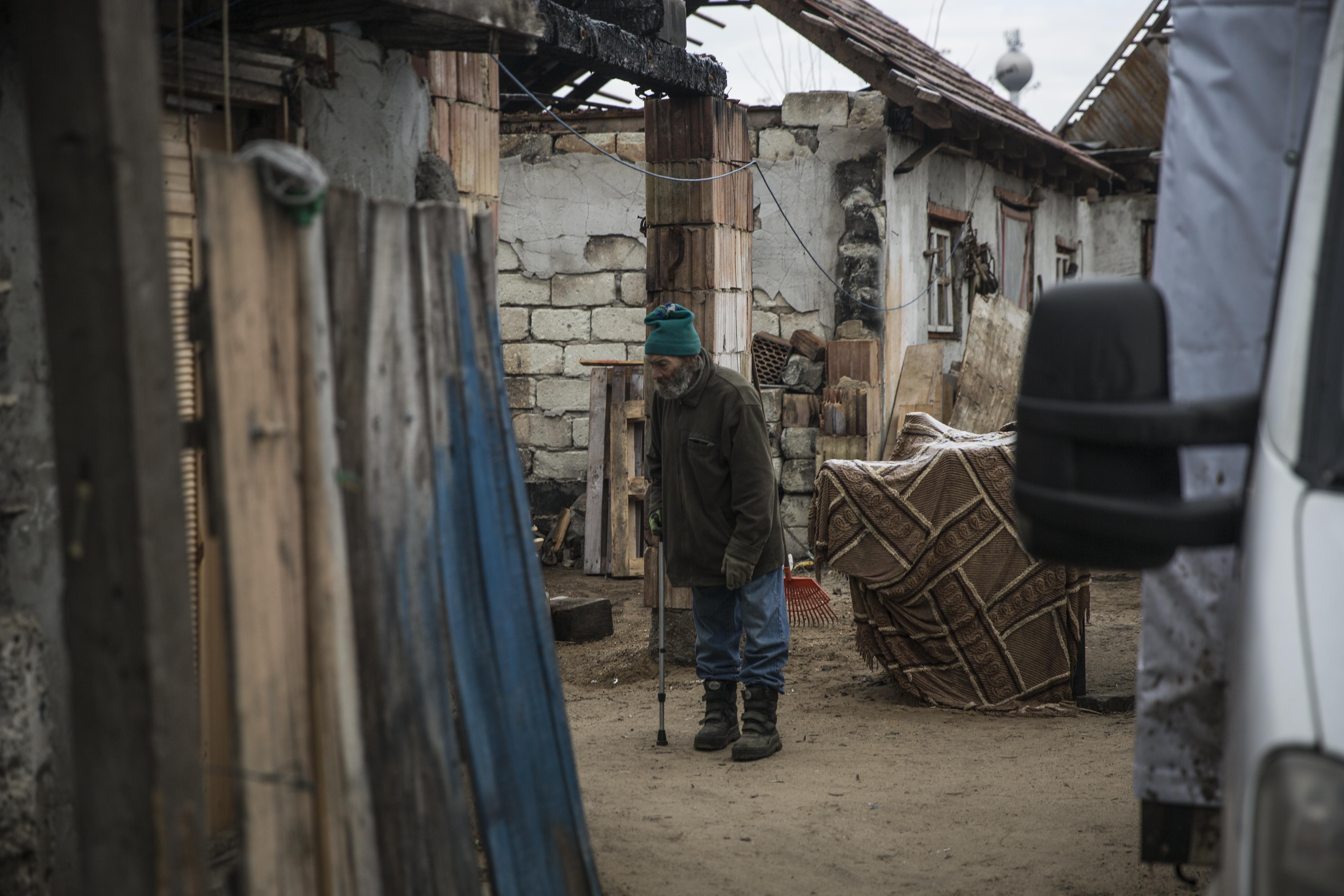 Nem nagyon érdekli az európai kormányokat a romák átoltottsága