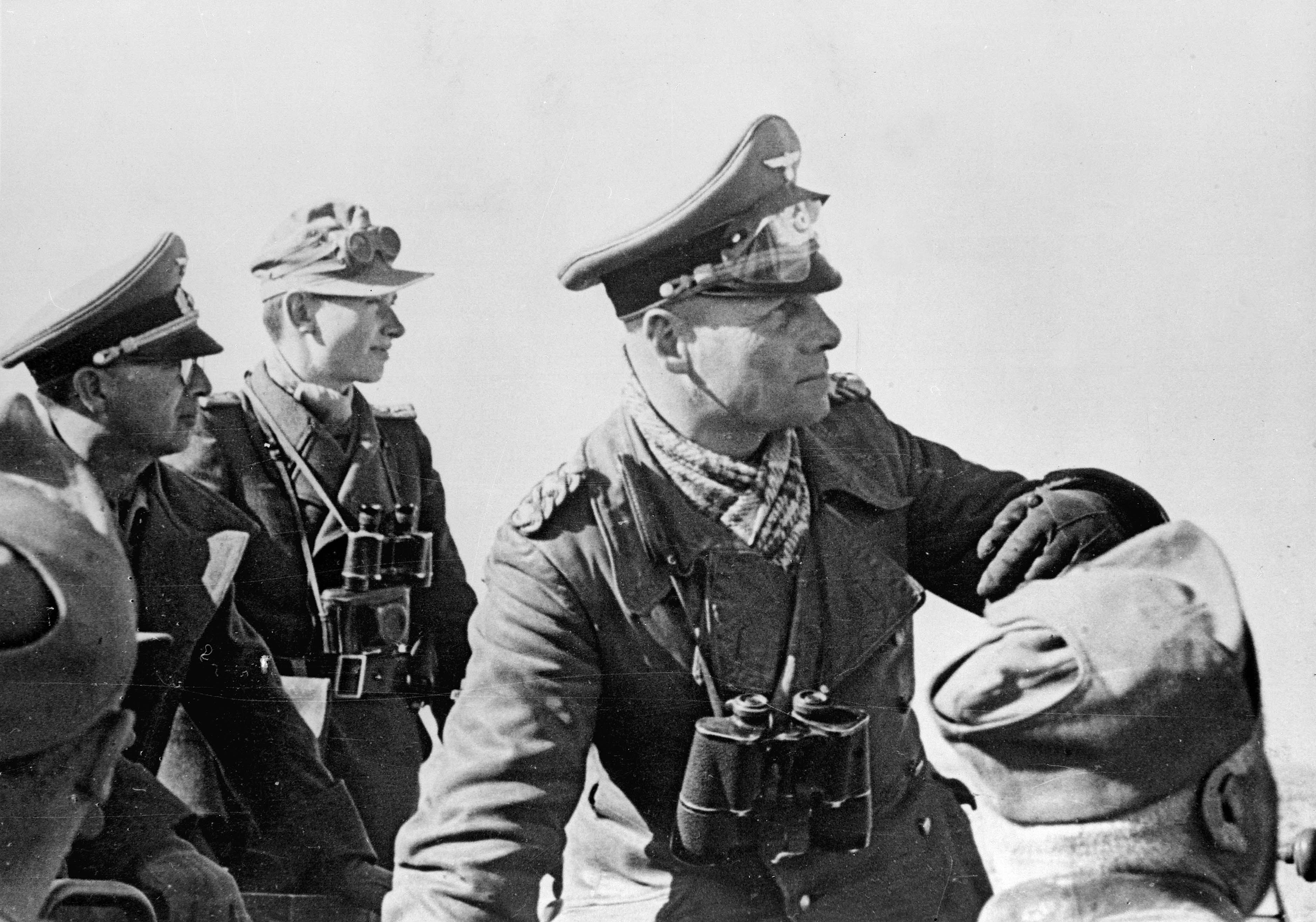 Erwin Rommeltől vett idézetet a rektori pályázatához a pécsi egyetem tanára