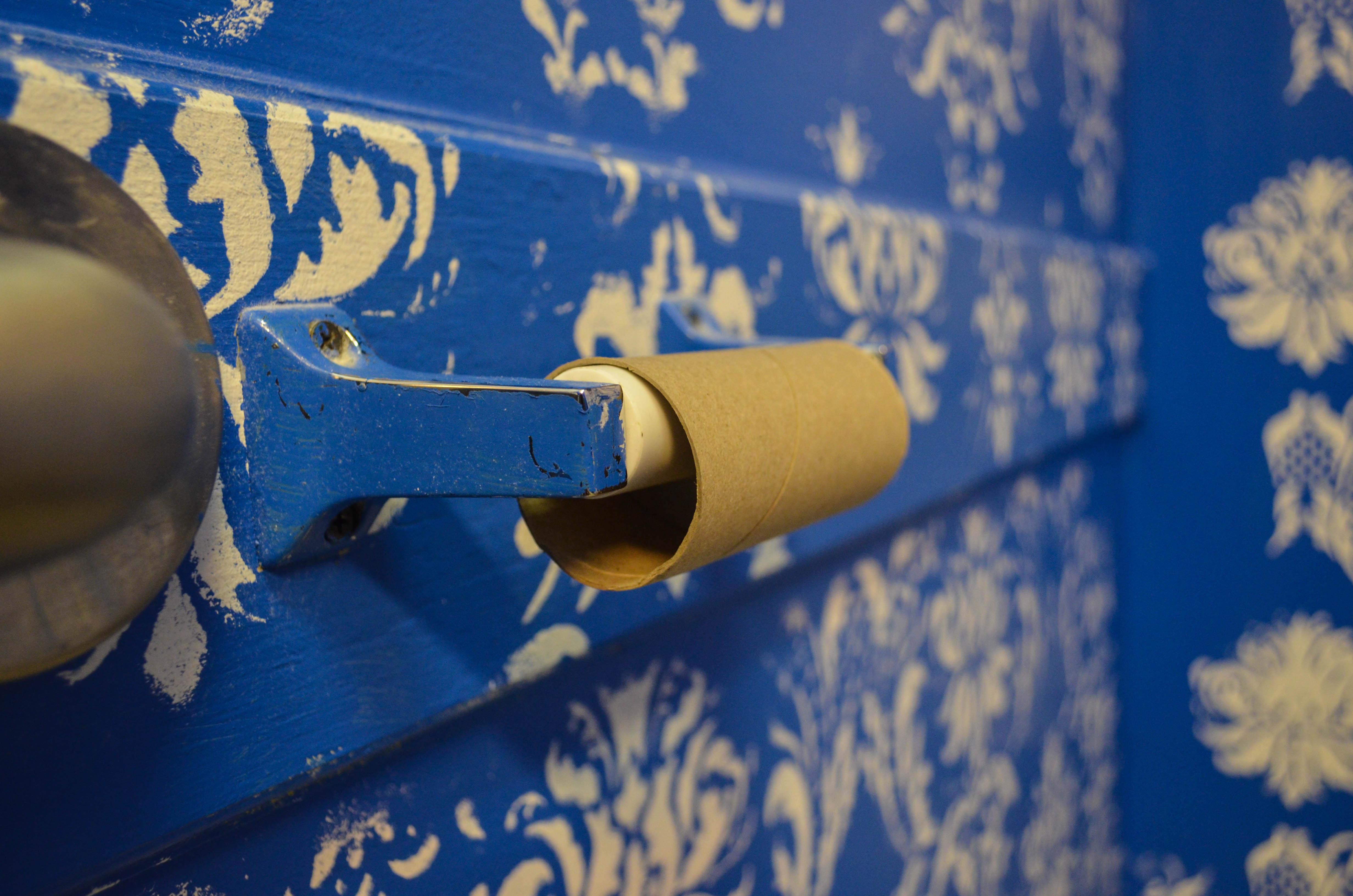 Vécépapírpánik van Tajvanon