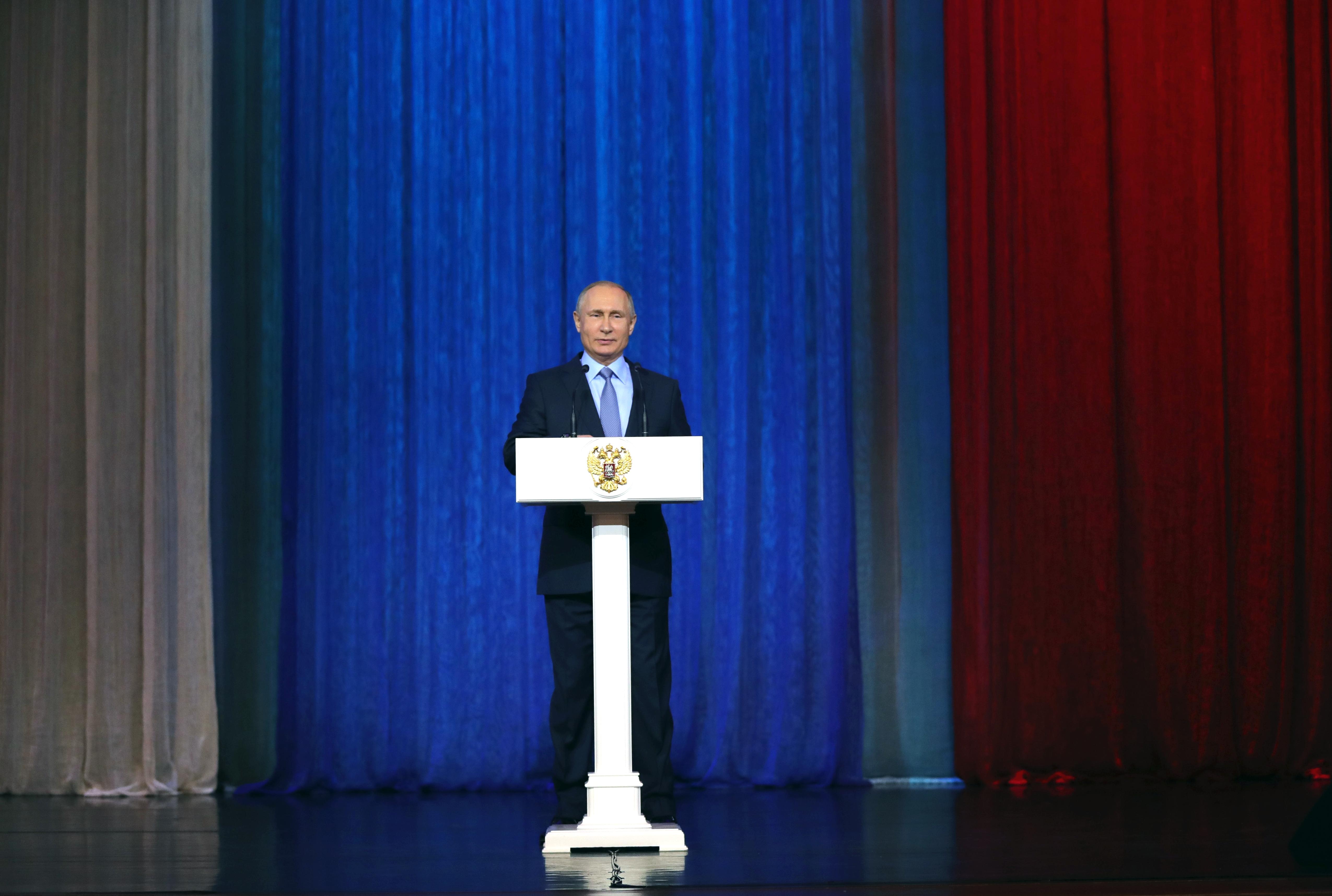 Putyin megünnepelte a Cseka 100. születésnapját