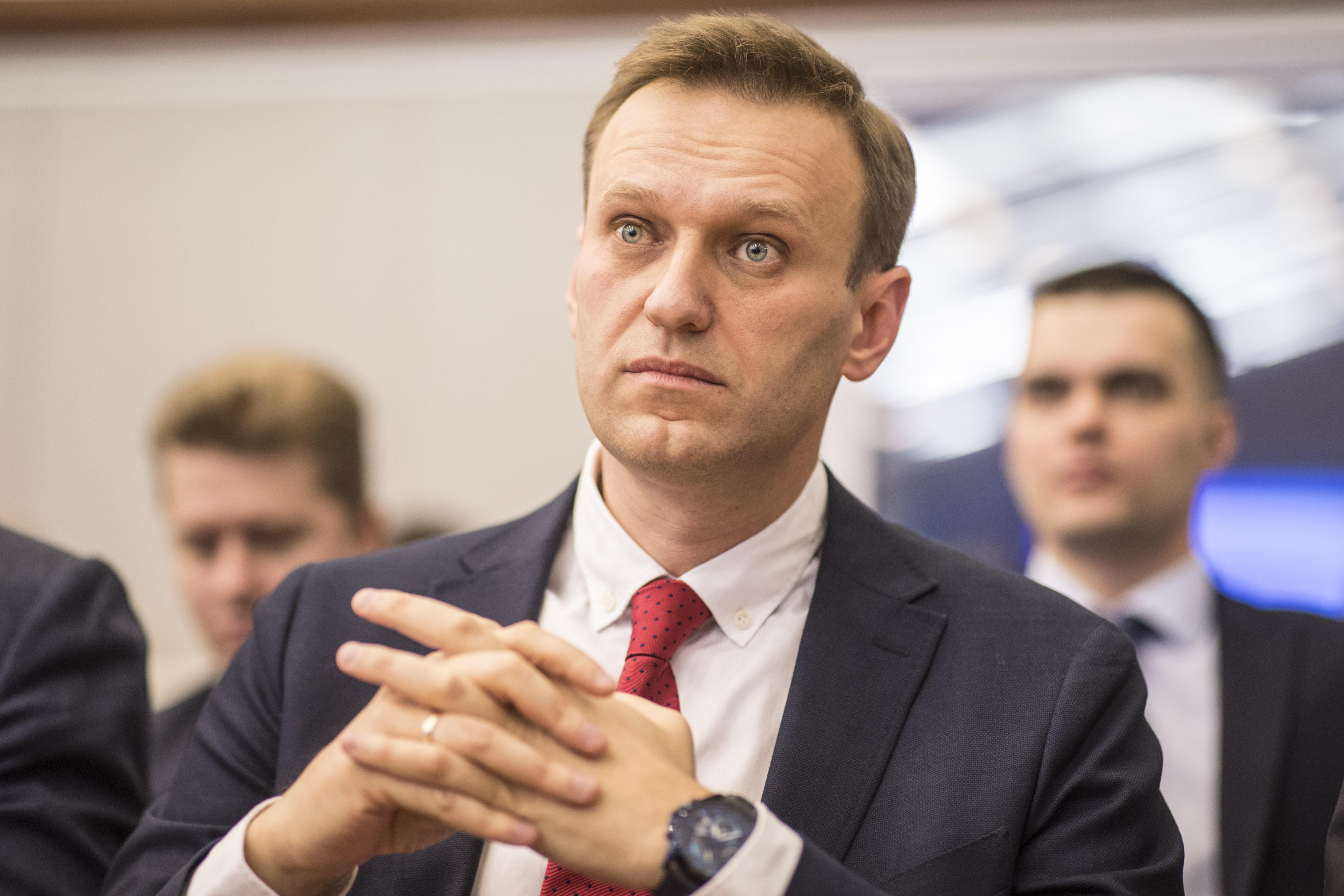Moszkva 10 napon belül adatokat vár Berlintől Navalnij megmérgezéséről