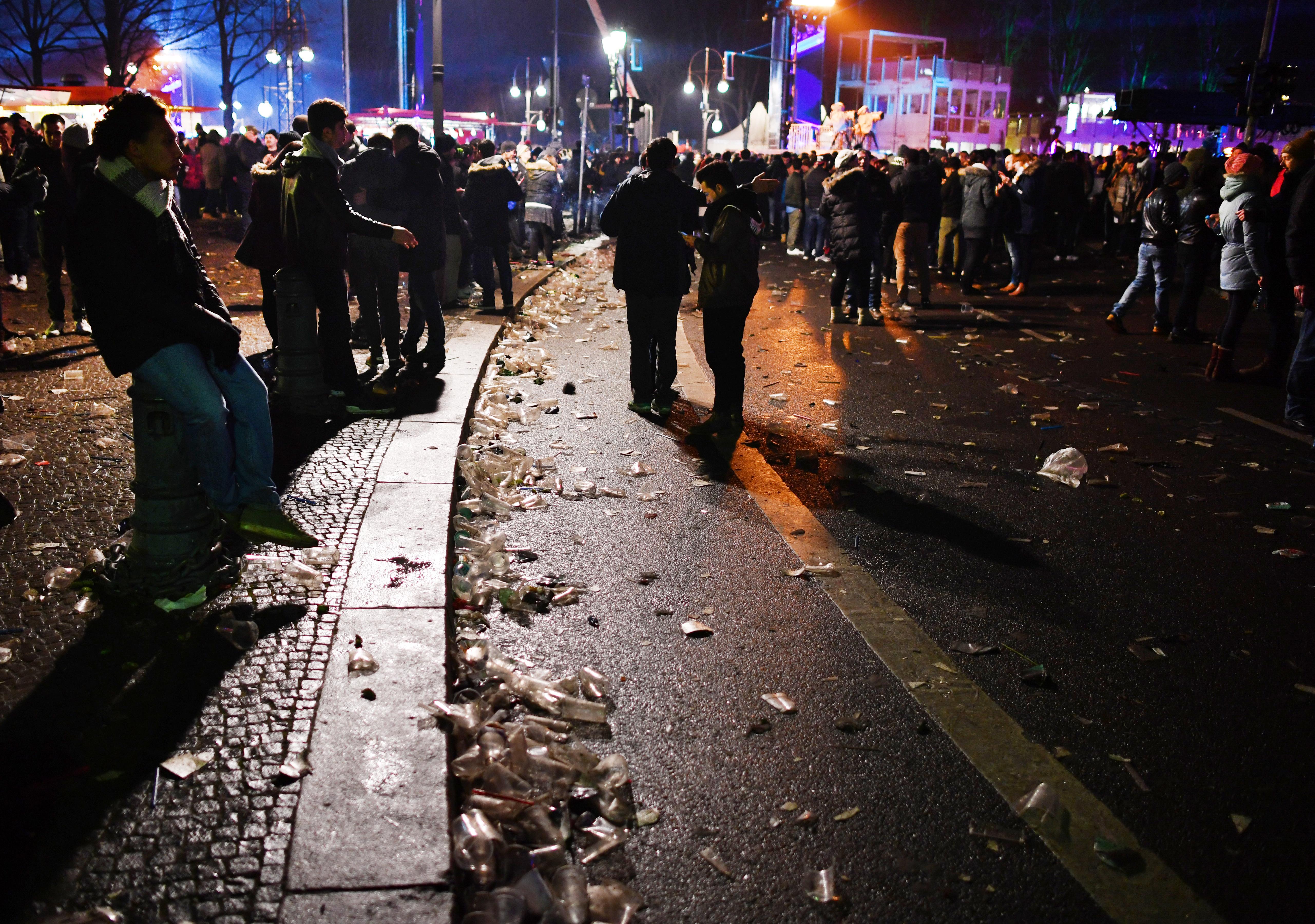 A berlini szilveszteri bulin felállítanak egy biztonsági zónát nőknek
