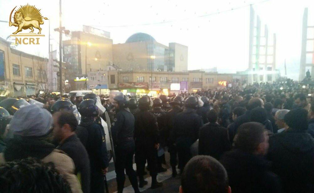 Halálos áldozatai is vannak az iráni tüntetéseknek