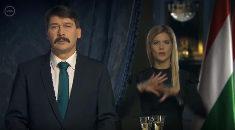 Magyar beszédet még nem elemeztek úgy szét, mint Áder János újévi köszöntőjét