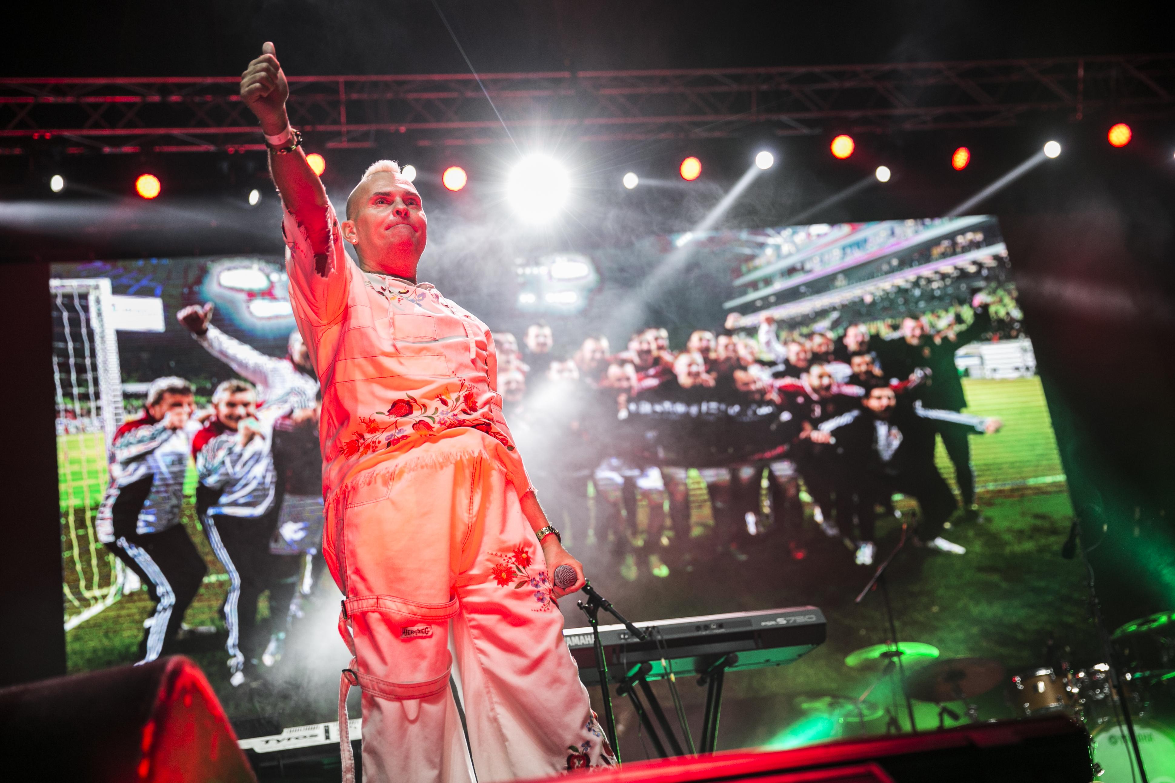 A bailando nem lehet ellenzékben