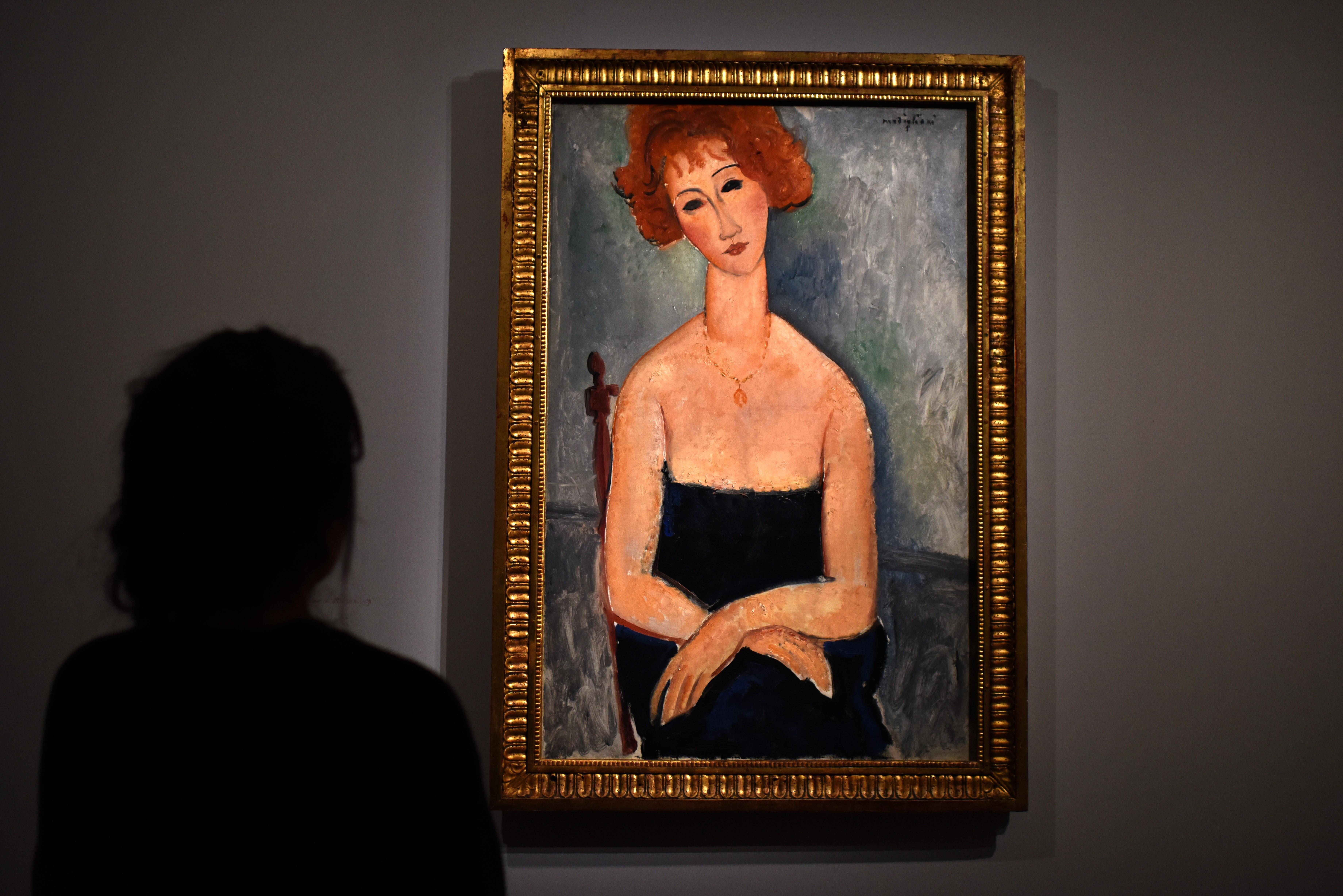 Minden második festmény ócska hamisítvány volt a Modigliani-kiállításon