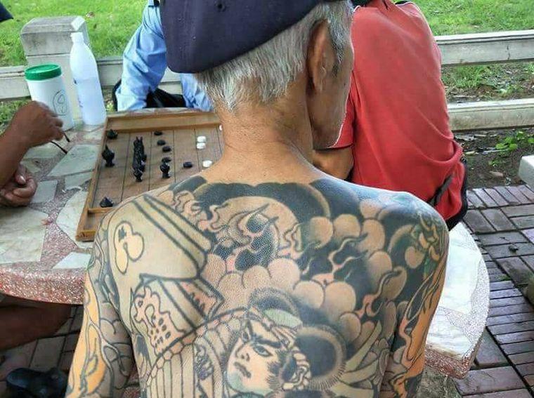 Különleges tetoválása buktatta le a 15 éve bujkáló jakuzavezért