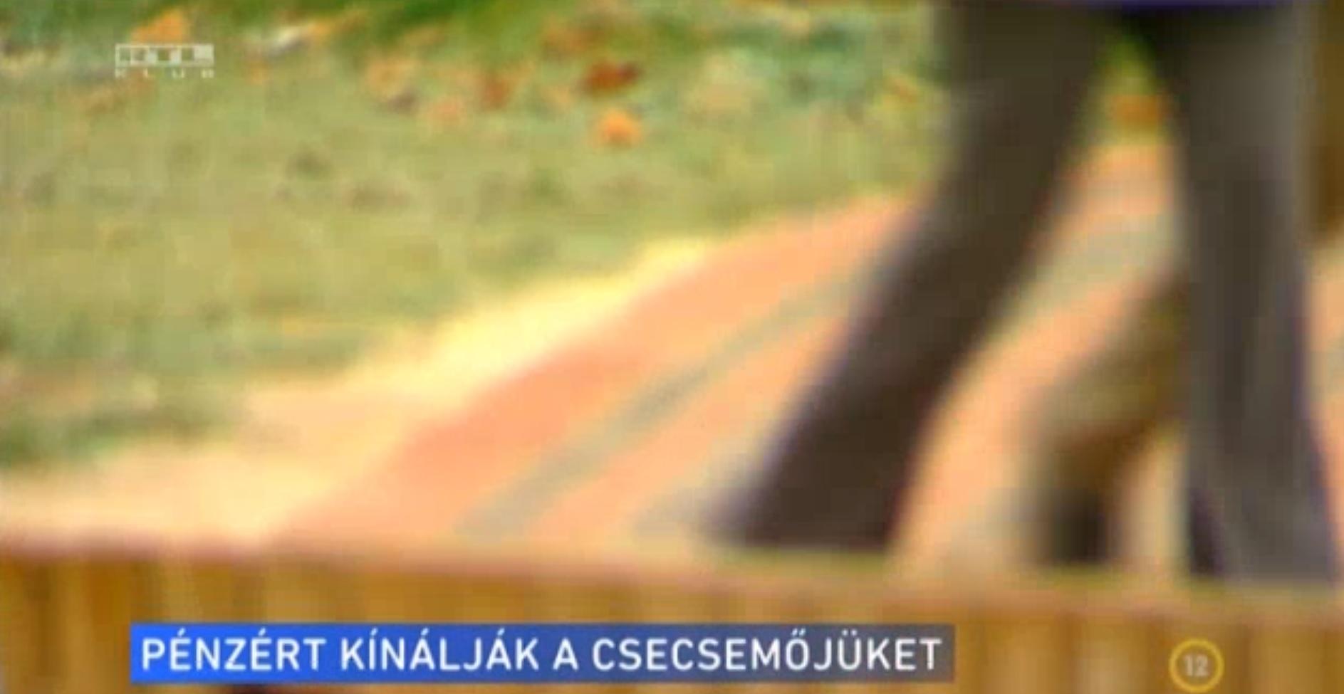 Ötmillió forintért adnak-vesznek kisbabákat Magyarországon