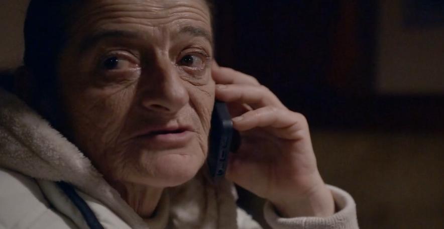 Megráz és felpofoz a rabszolgaként tartott magyar nőt bemutató film