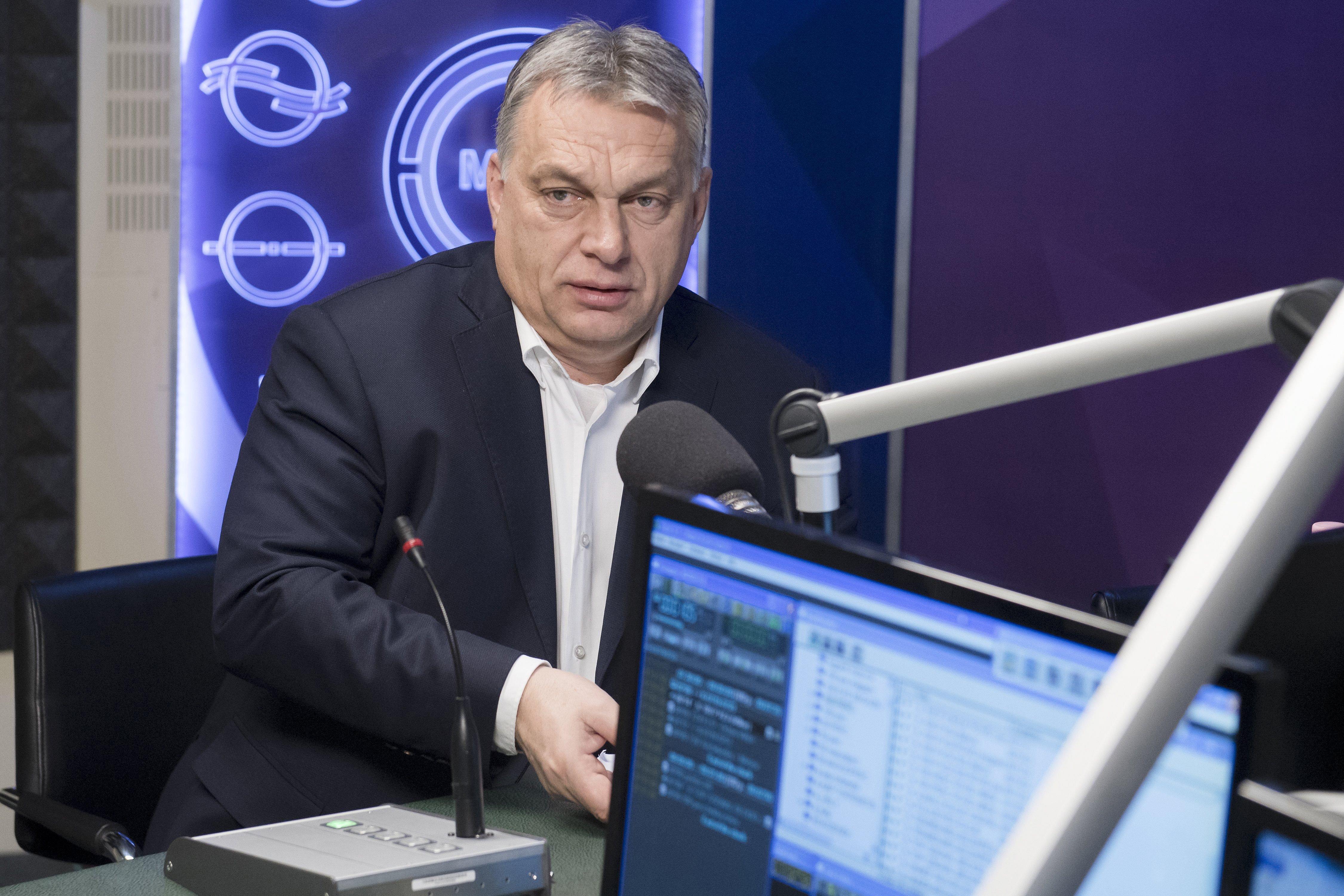 Orbán kampányszótárában nem létezik az egészségügy és az oktatás