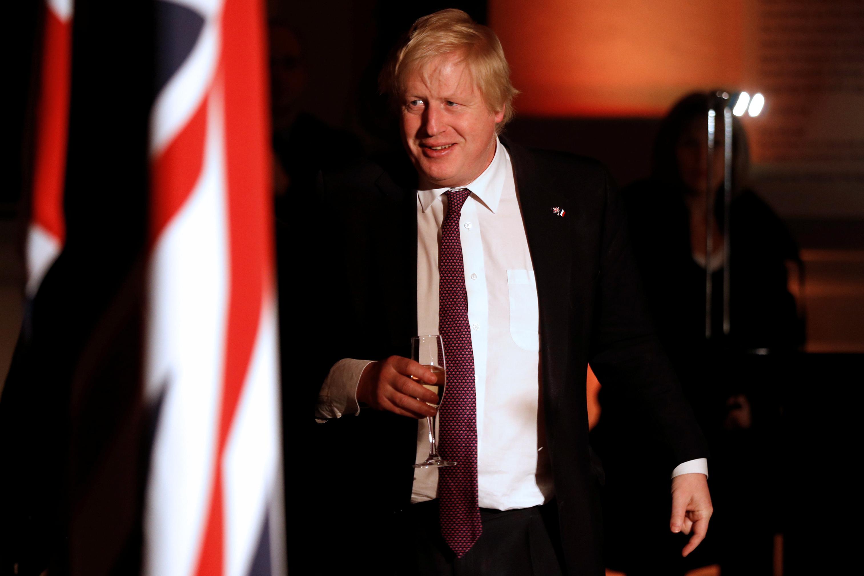 Boris Johnson bejelentkezett a brit miniszterelnökségért