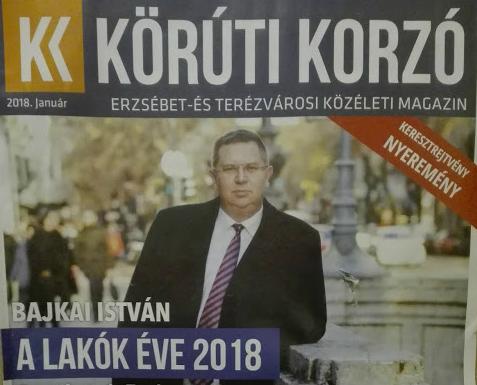 Körúti Korzó: a bulinegyed problémáit a baloldal okozta, nem kell migráns magyar baba helyett, és Bajkai a legjobb ember a világon