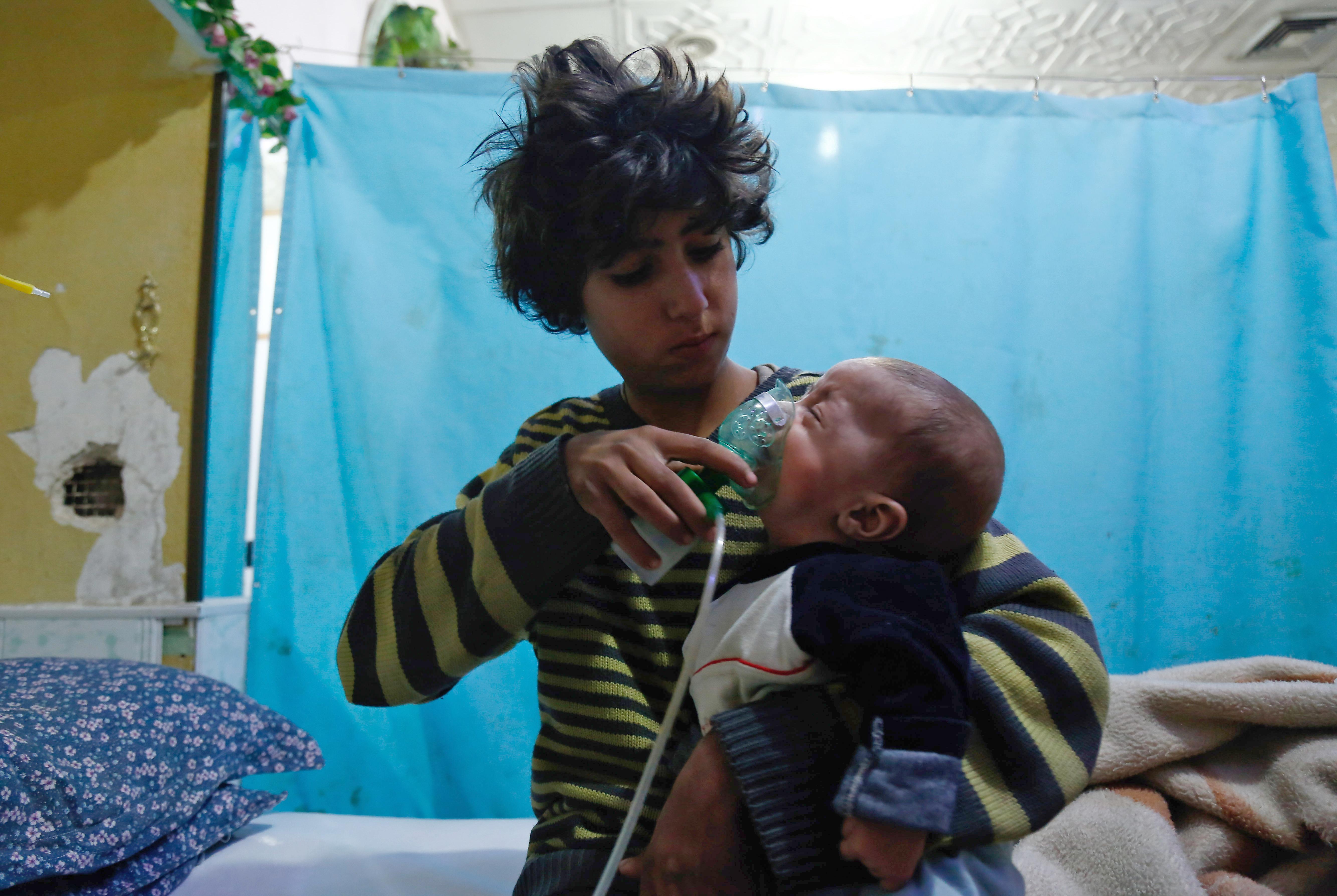 UNICEF: Nincs már jelző, ami leírhatná a szíriai poklot