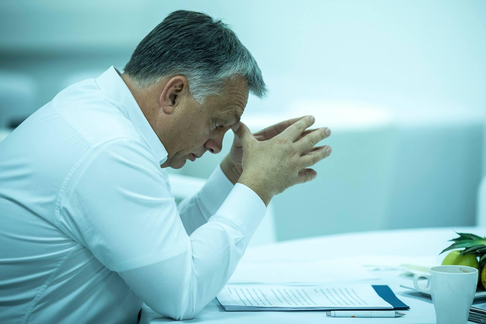 Orbán Viktor nem akarta elhinni, hogy a családtagjai alvállalkozóként dolgoznak állami építkezésen. Most itt a bizonyíték