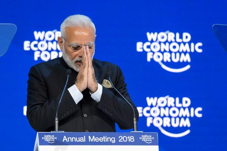 Narendra Modi saját magáról nevezte el a világ legnagyobb krikettstadionját