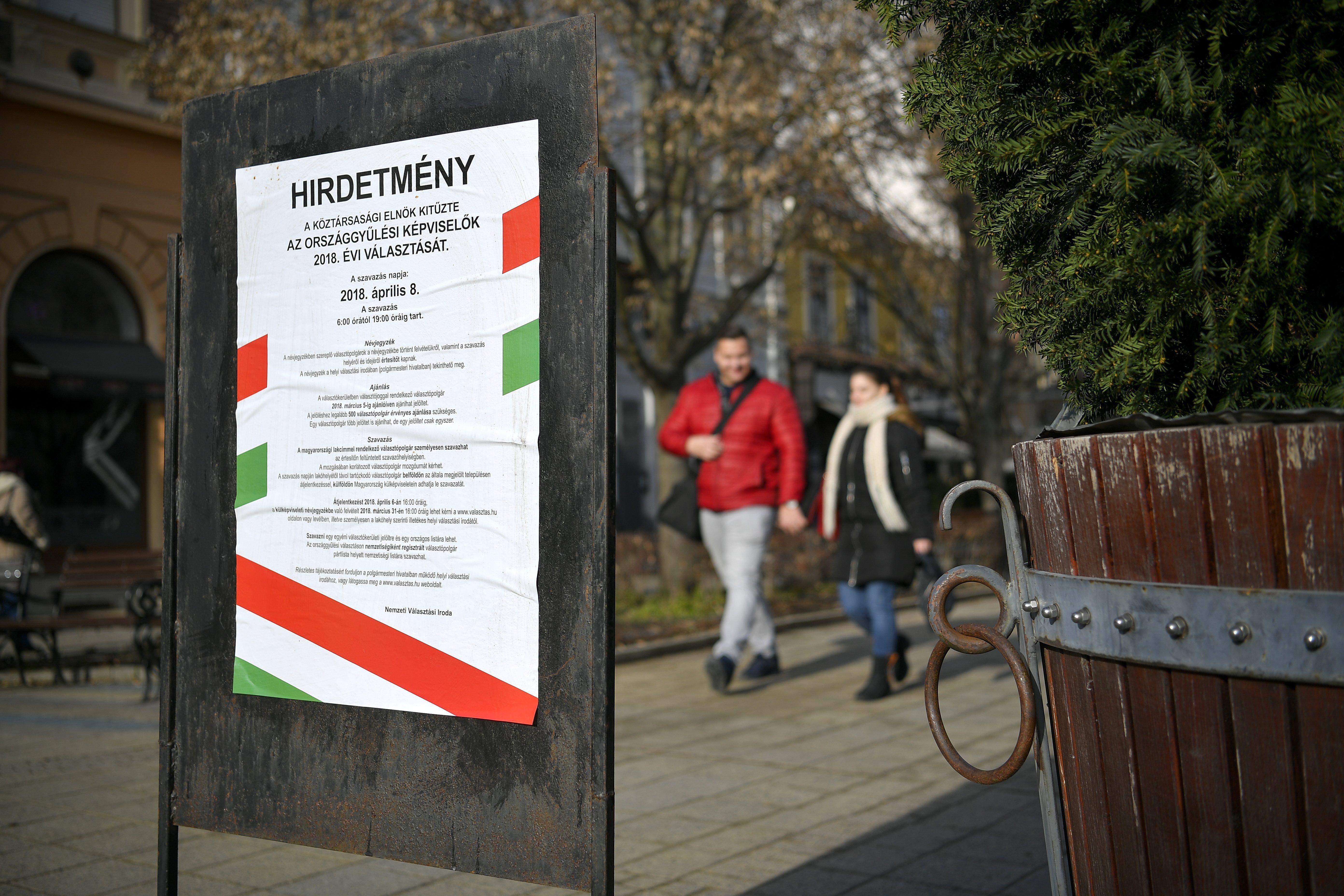 Közeledik a választás: a Végső Esély Párt már bejelentkezett az ország vezetésére