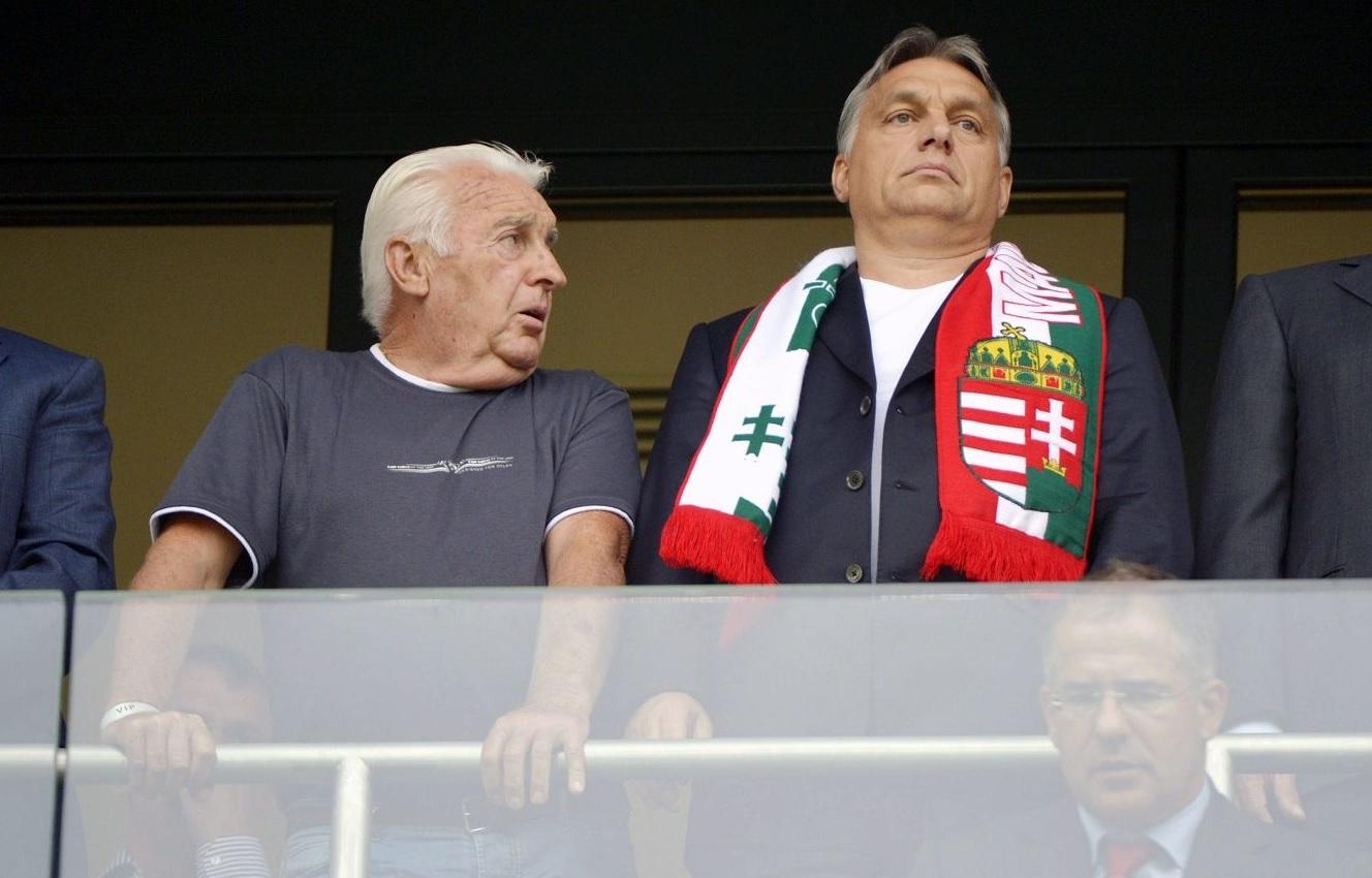 Orbán Győző 800 millió forinthoz juthatott egy cégeladásból