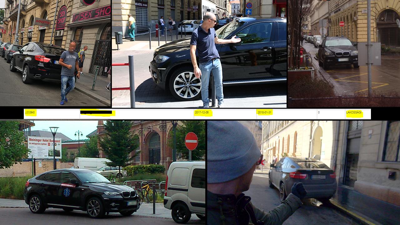 Valamiért kiemelten fontos, hogy a polgármester barátja ingyen parkolhasson egész Ferencvárosban