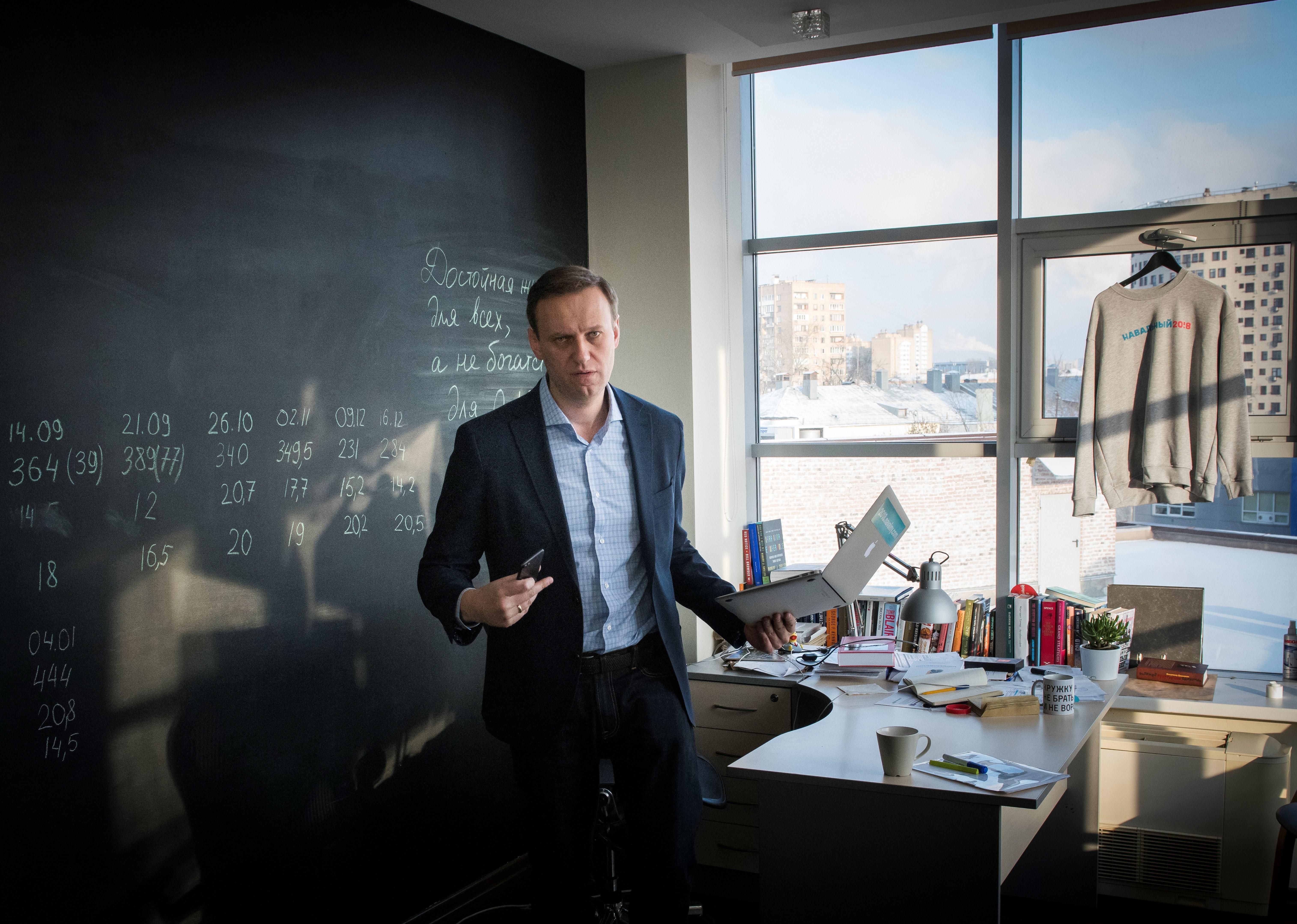 Korlátozta a moszkvai bíróság a Navalnijhoz kötődő alapítványok tevékenységét