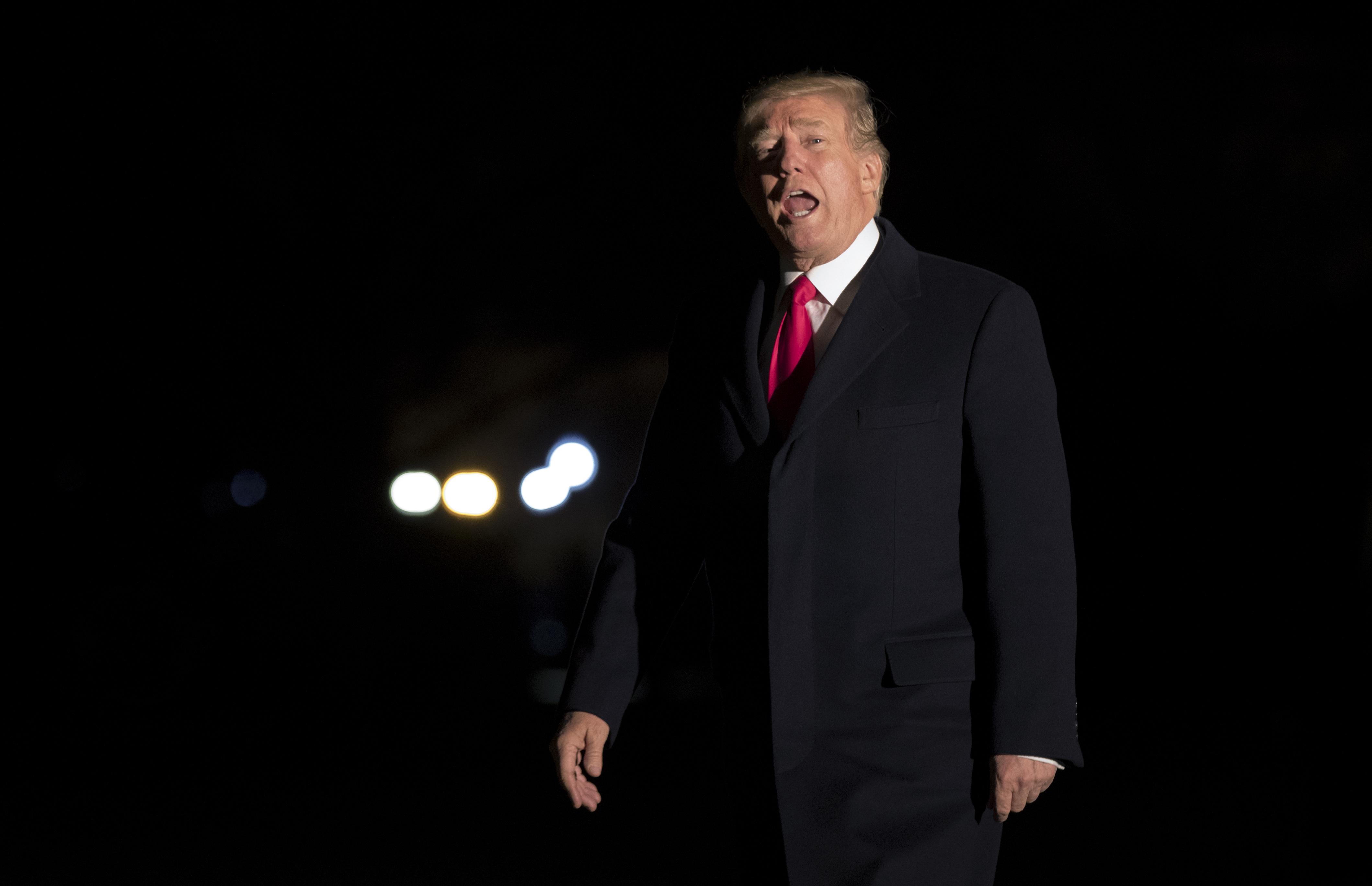 Trump és szövetségesei durva ellentámadásba lendültek