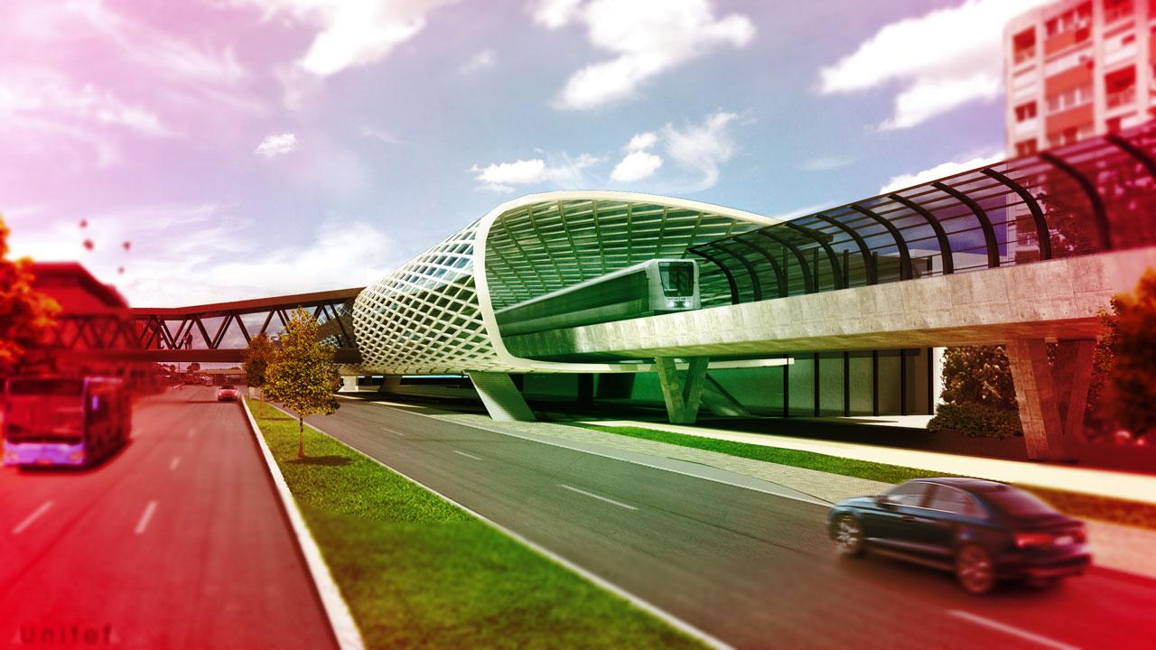 Budapest történetének legnagyobb közlekedési fejlesztését lengette be a főváros